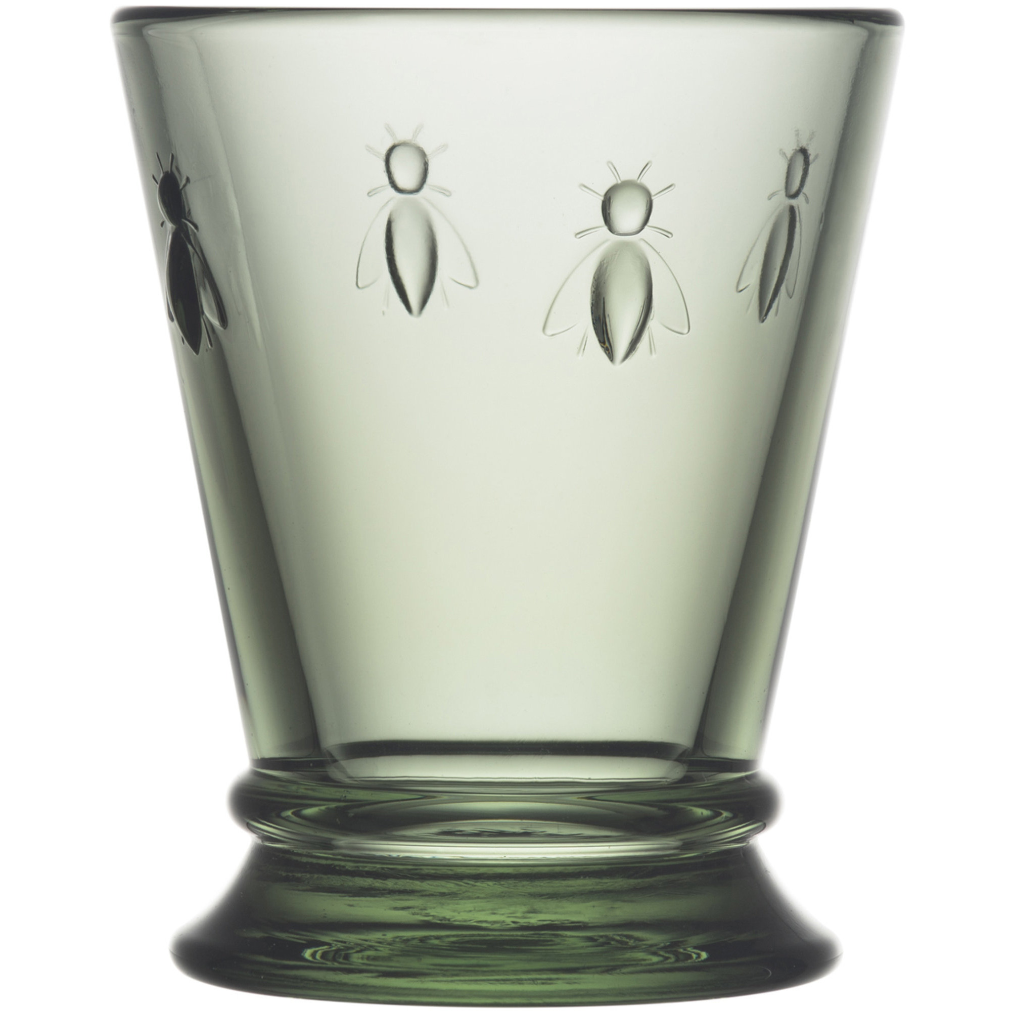 La Rochère Abeille juiceglas grönt