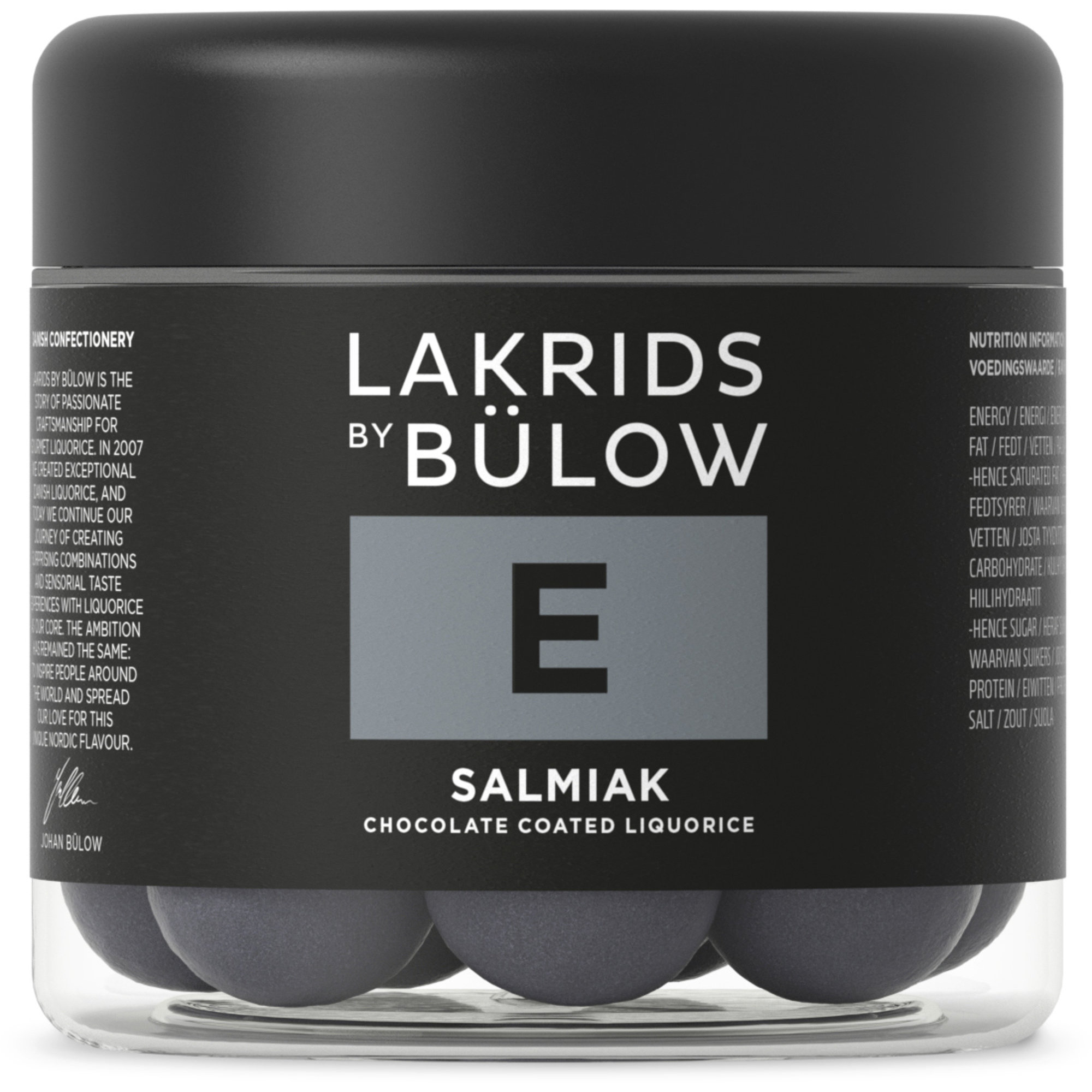 Lakrids by Bülow Small E Salmiak