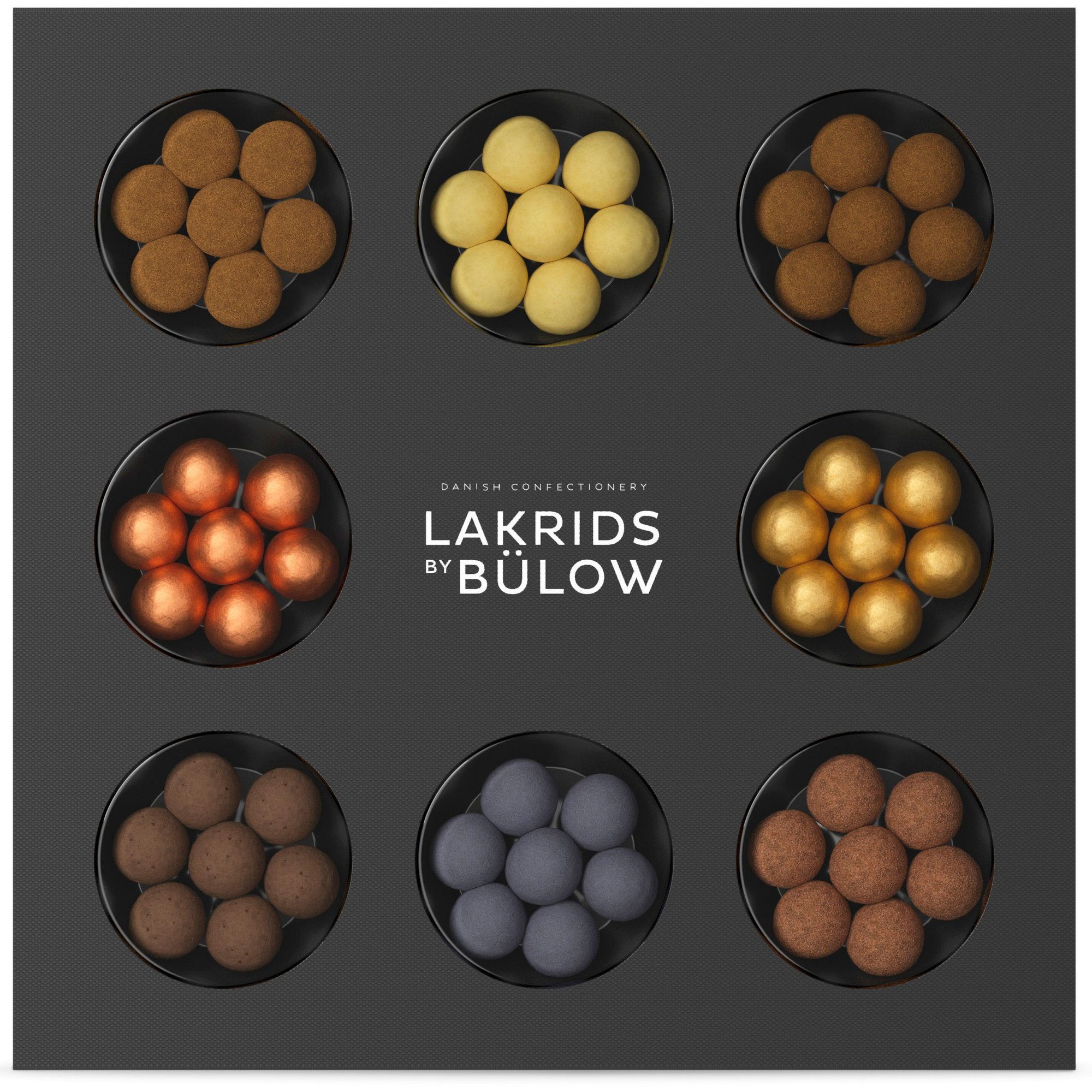 Lakrids by Bülow Selection Box (1)
