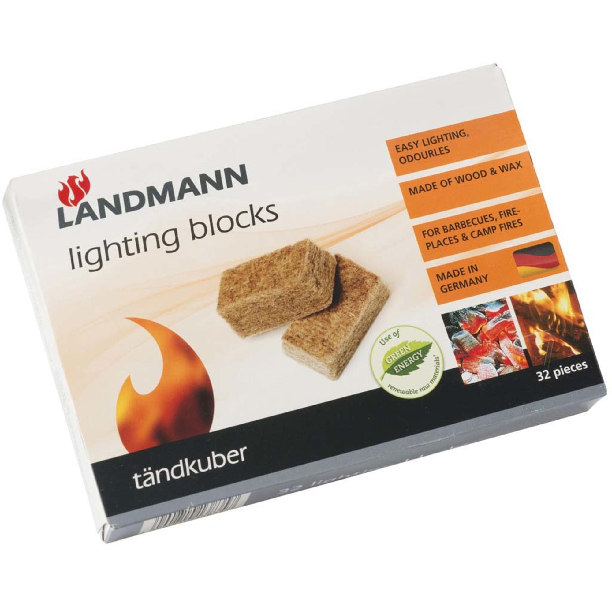 Landmann Tändblock Green Power 32 st