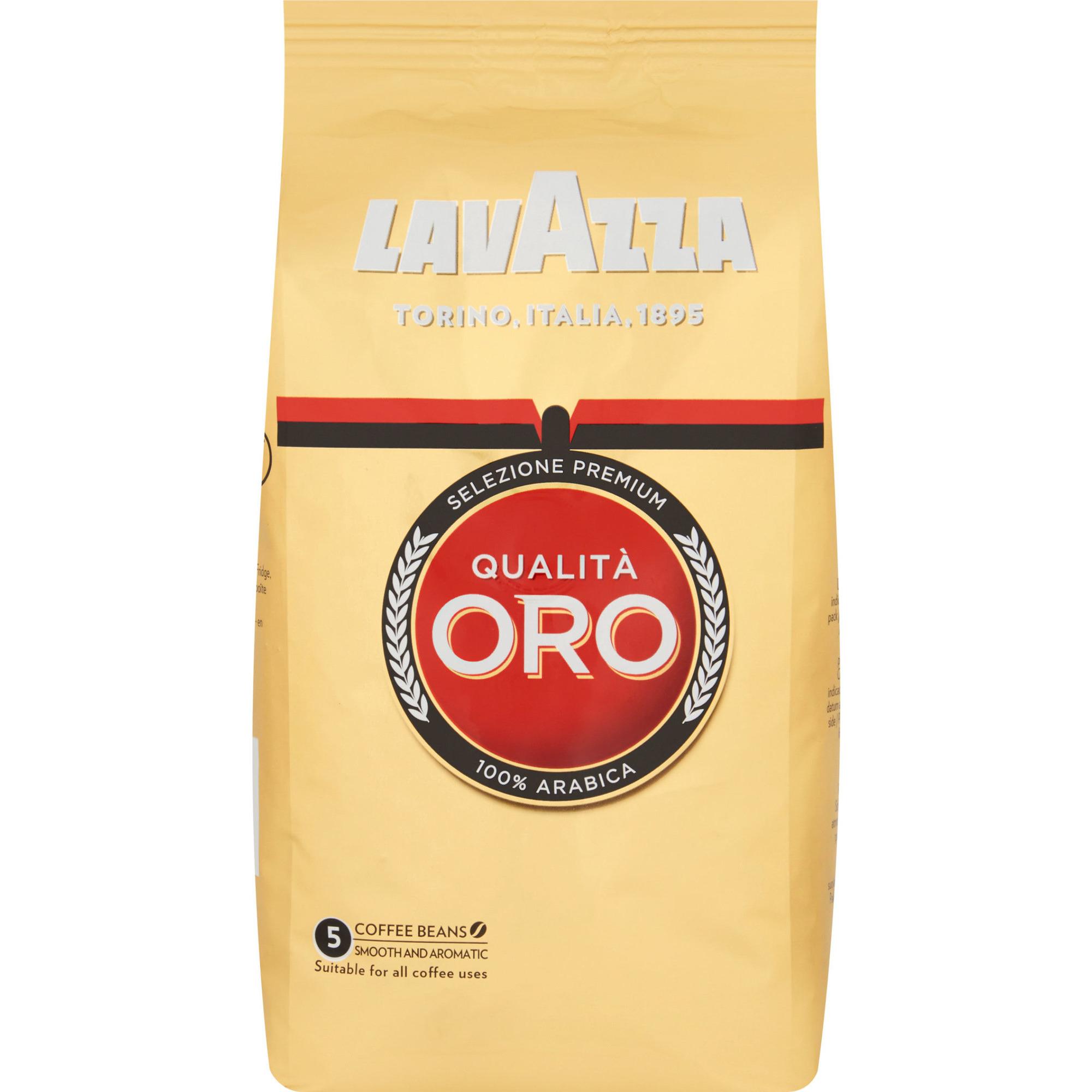 Lavazza Oro kaffebönor