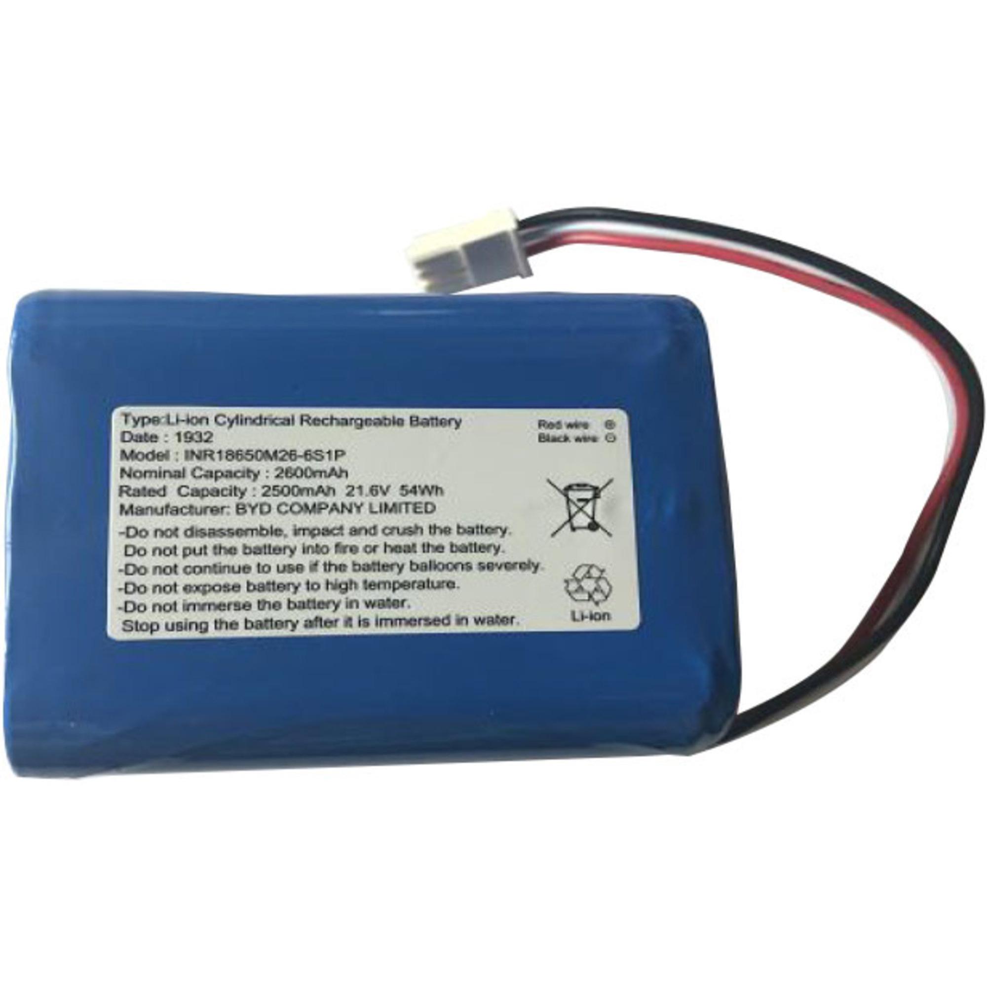 LawnExpert 2600 mAh Li-ion-batteri