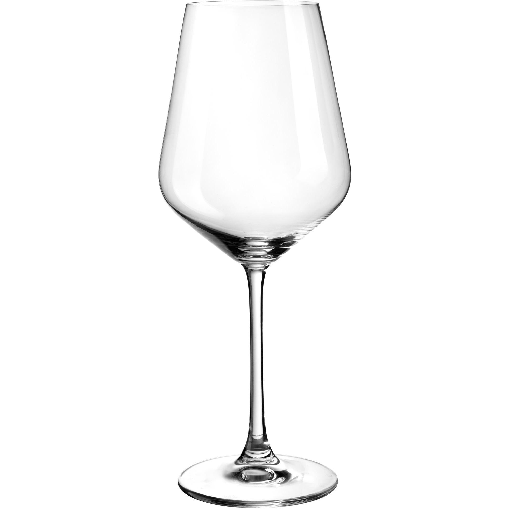 Le Creuset Bordeaux Rödvinsglas 65 cl 4-pack