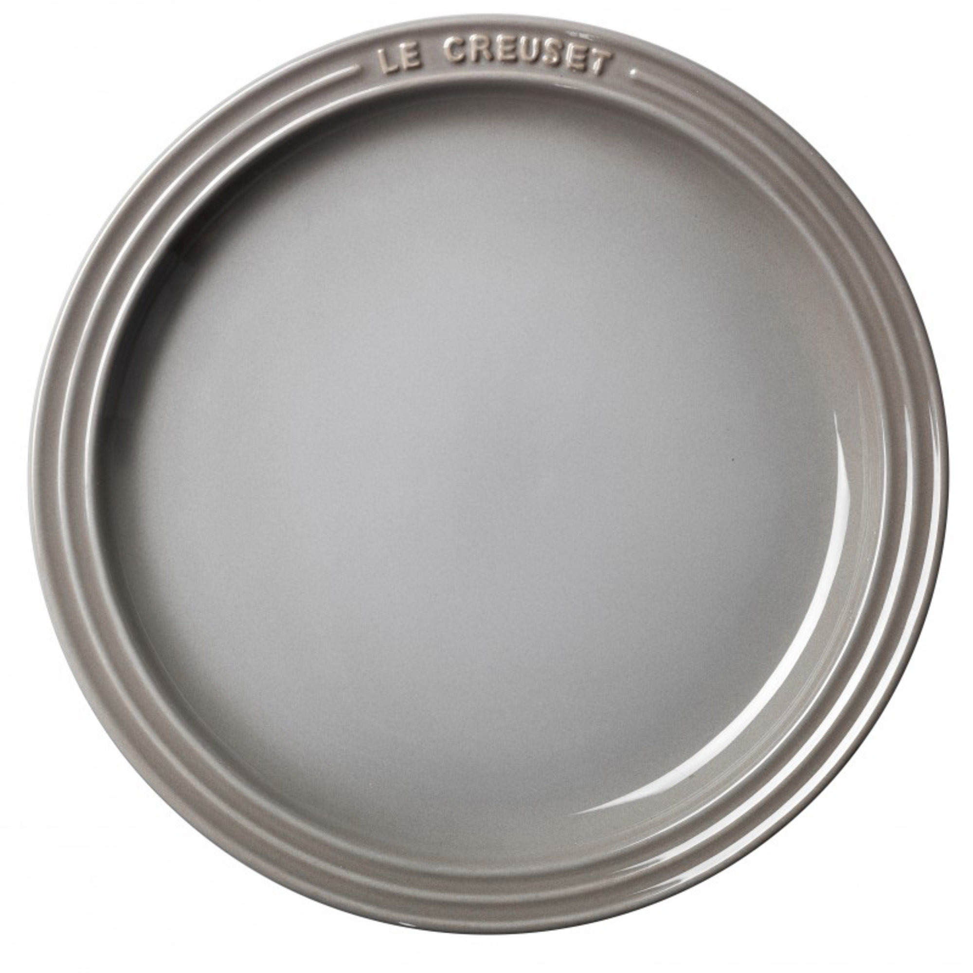 Le Creuset Tallrik 18 cm Mist Gray