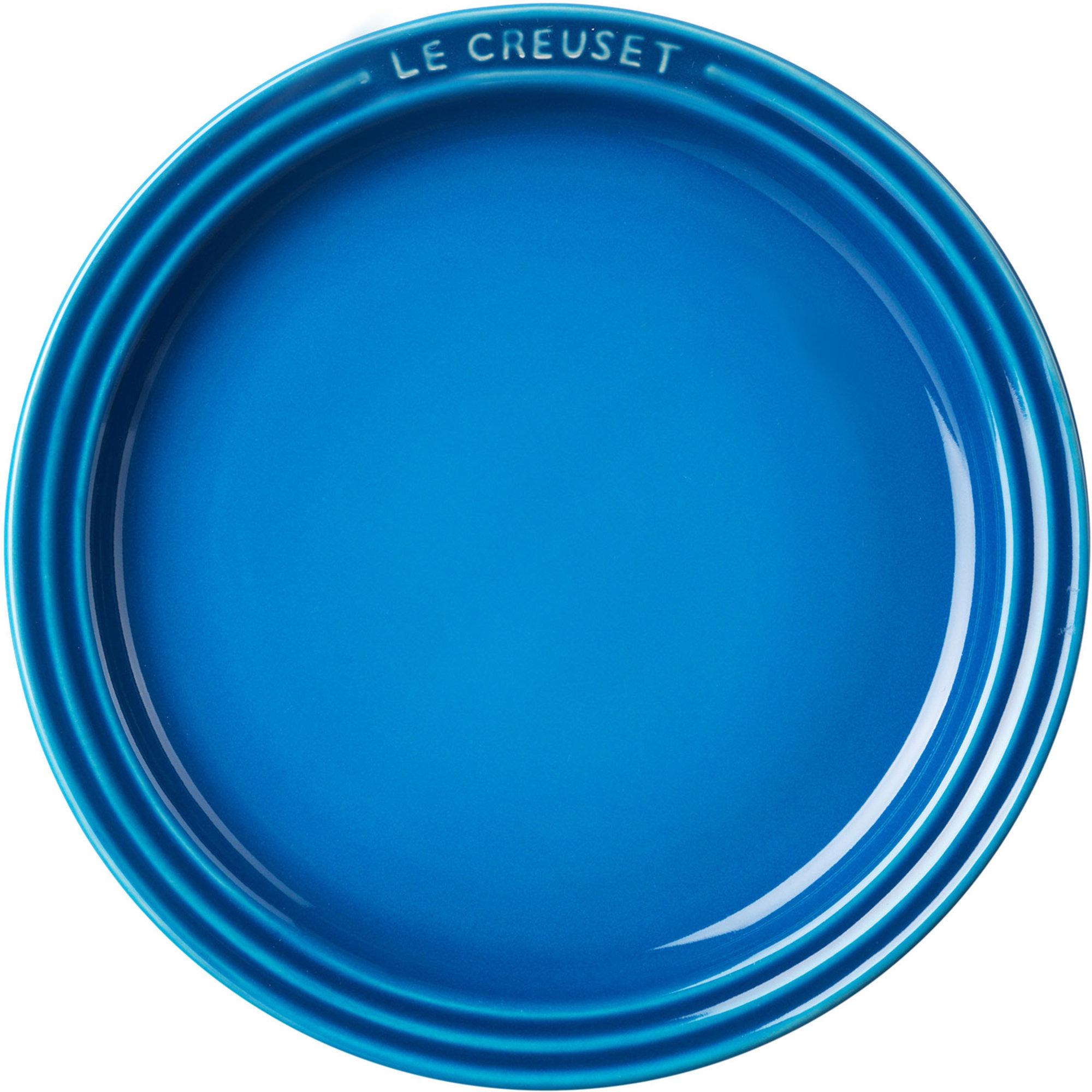 Le Creuset Tallrik 18 cm Marseille