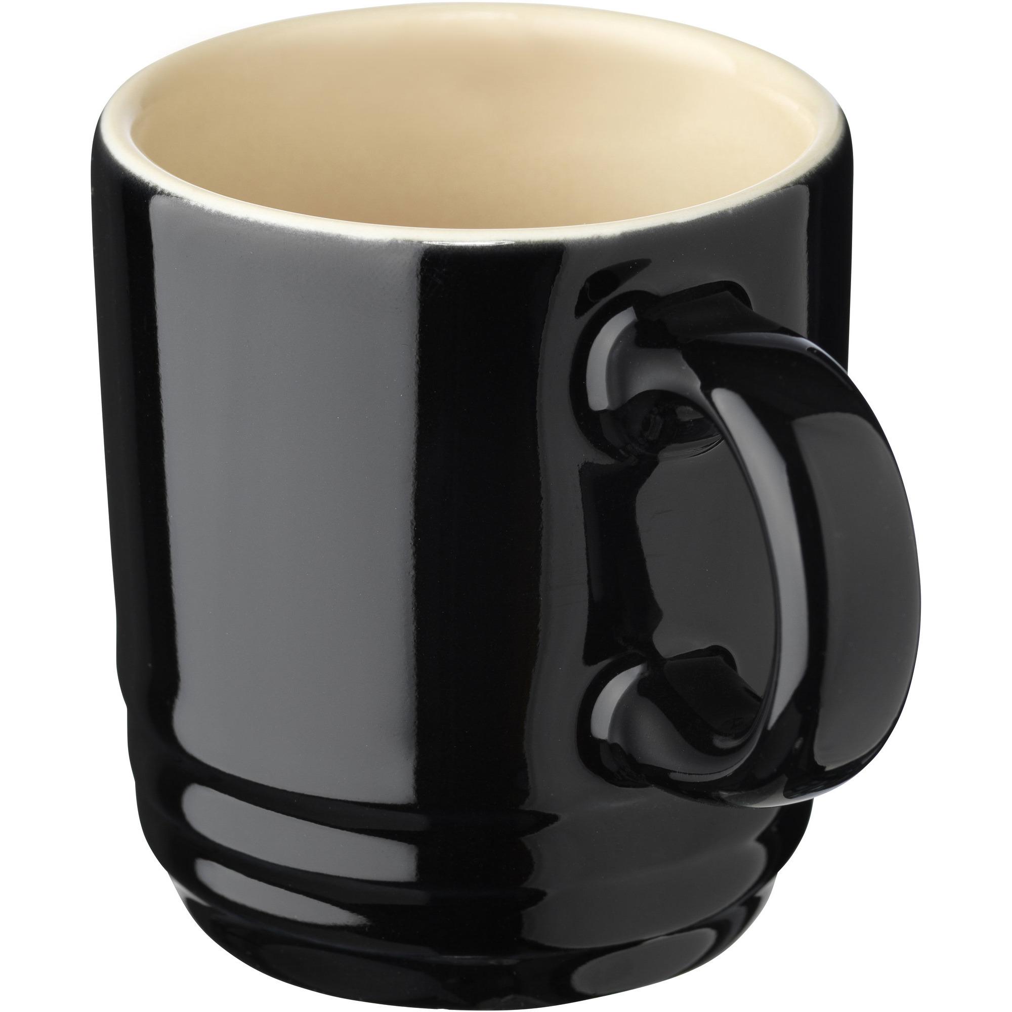 Le Creuset Espressokopp 70 ml Black