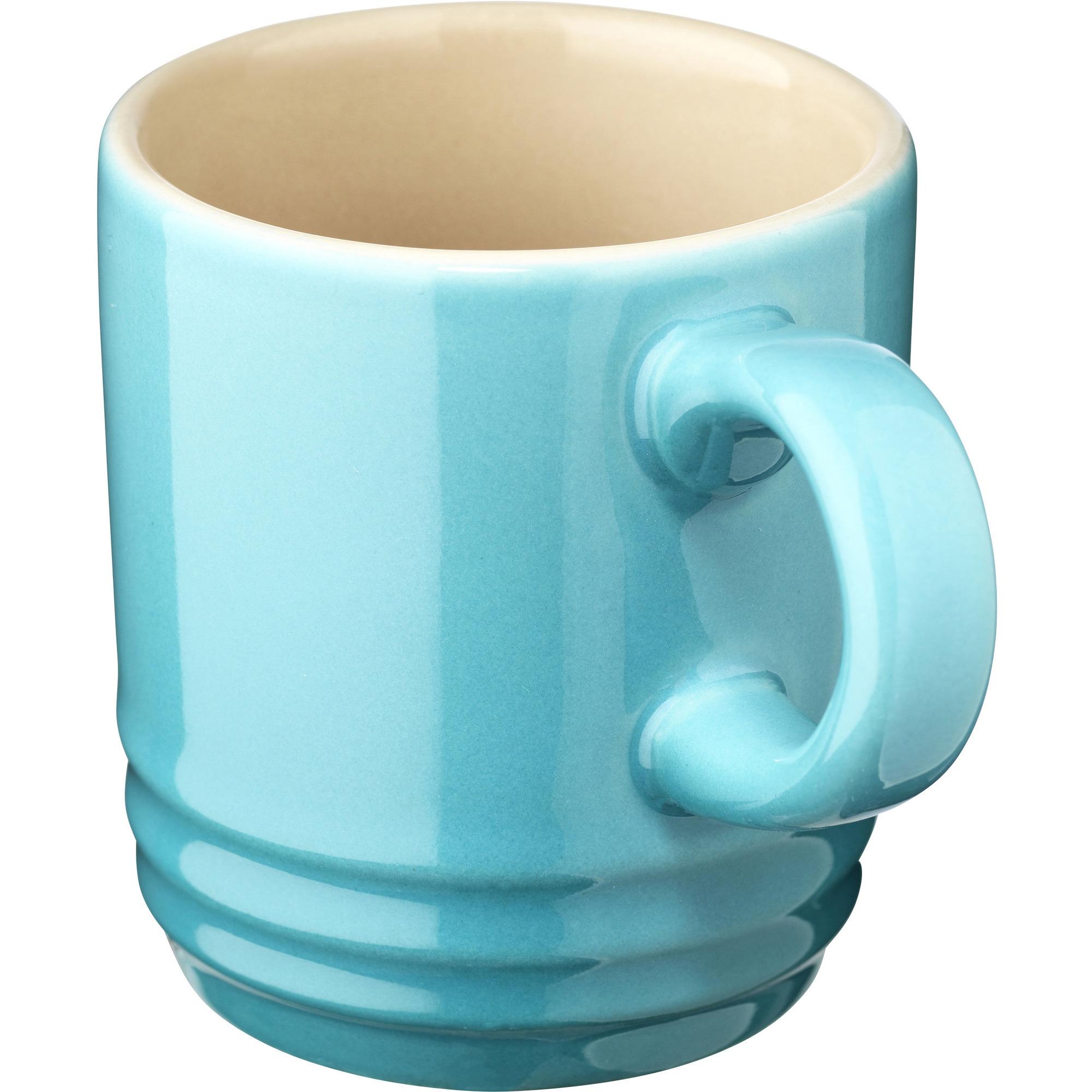 Le Creuset Espressokopp 70 ml Caribbean