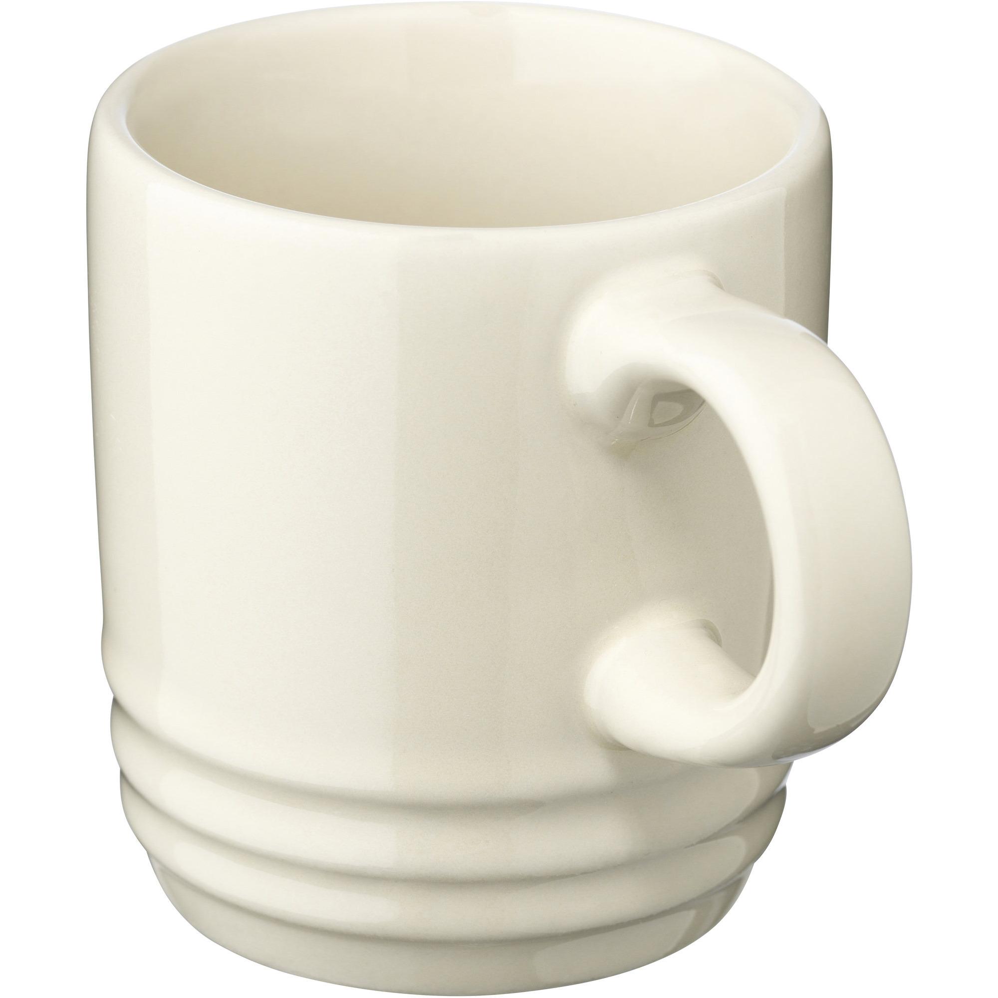 Le Creuset Espressokopp 70 ml Creme