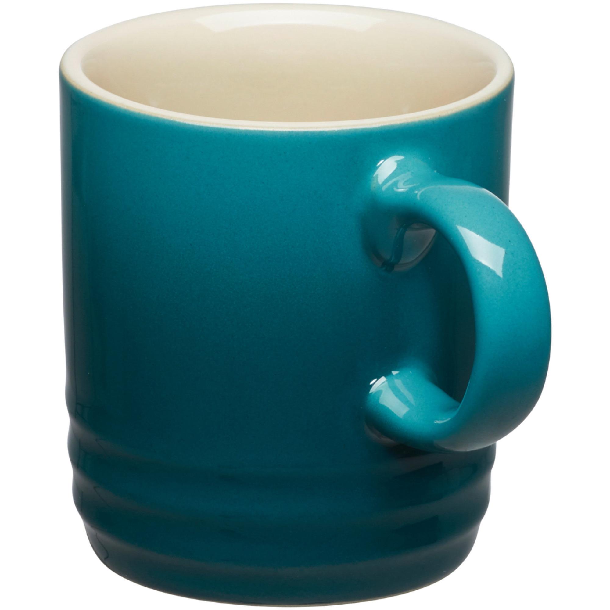 Le Creuset Espressokopp 70 ml Deep Teal