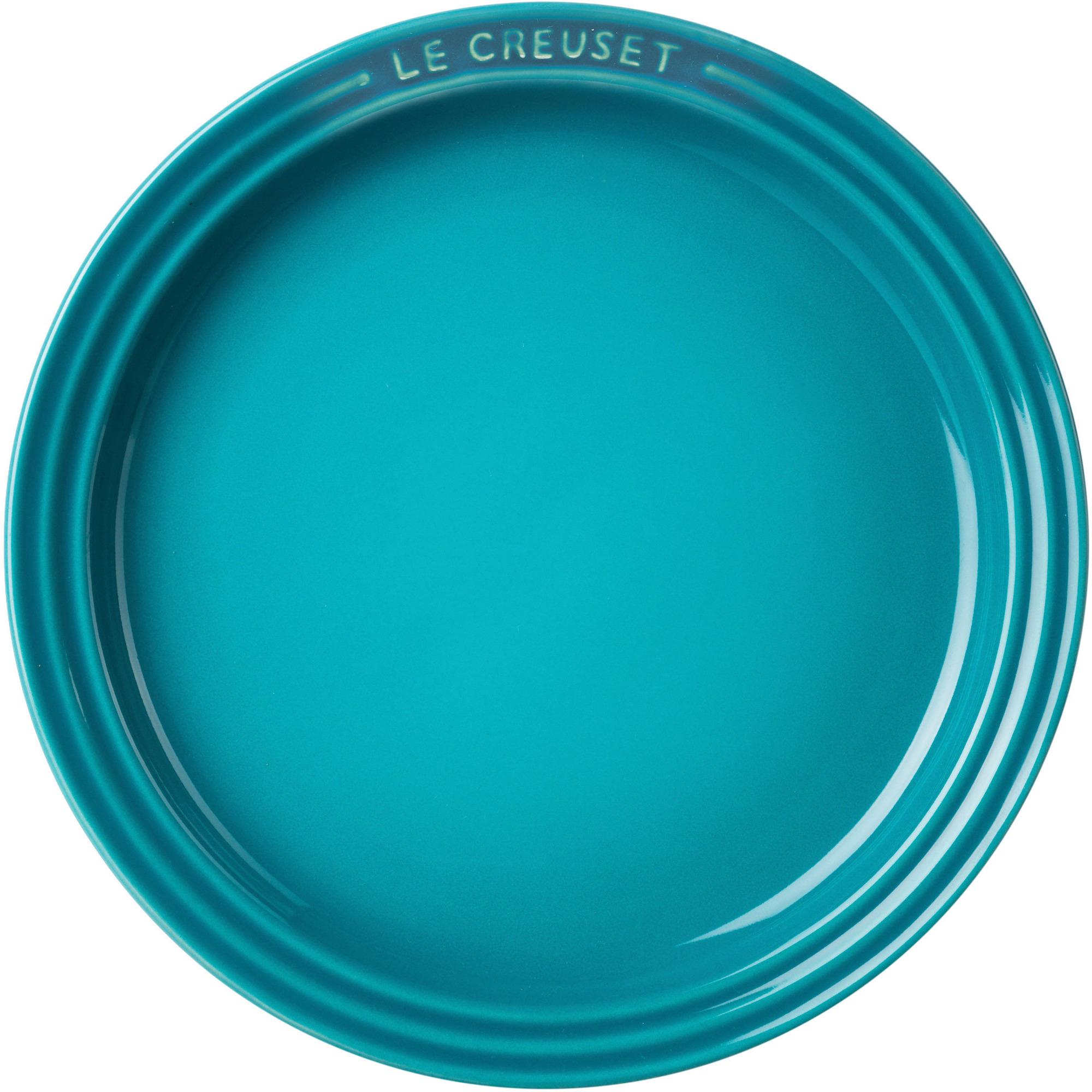 Le Creuset Lunchtallrik 23 cm Caribbean