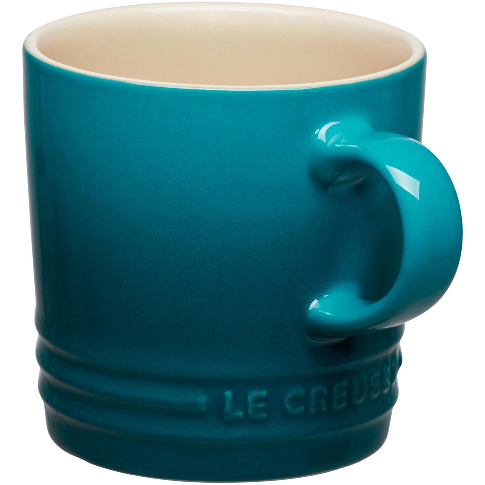 Le Creuset Kaffemugg 02 L Deep Teal