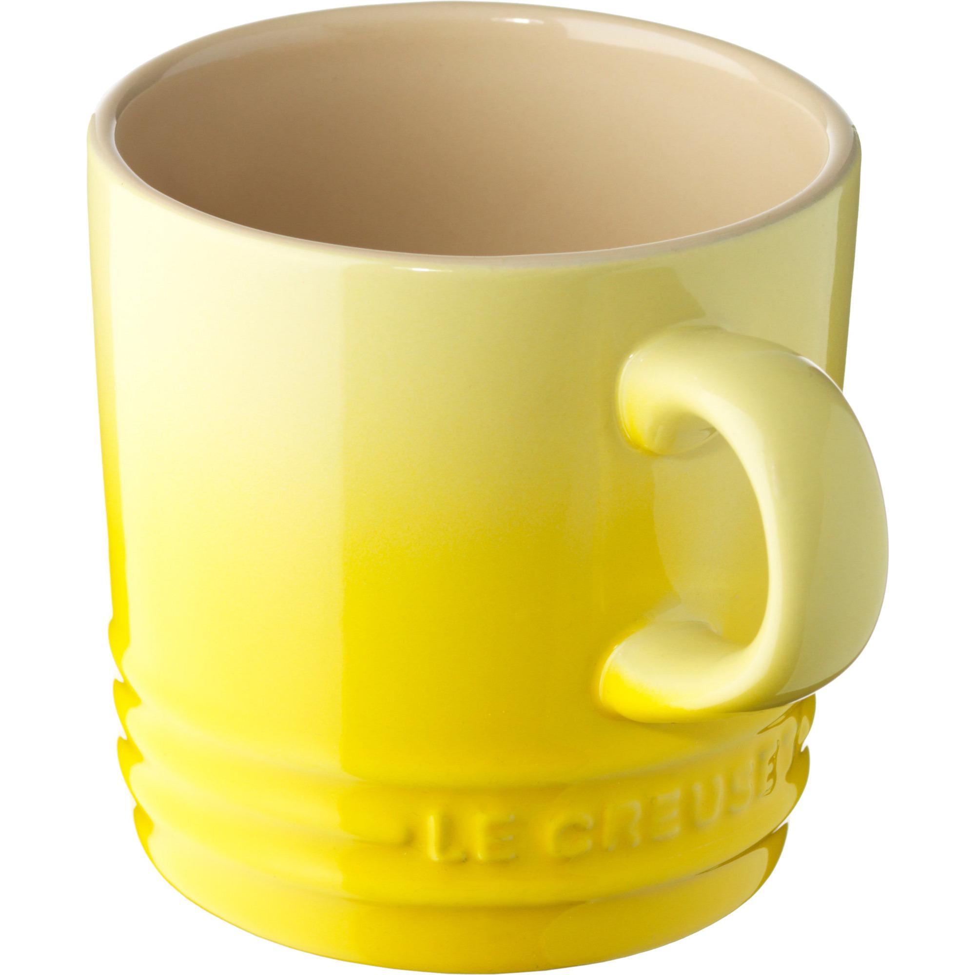 Le Creuset Kaffemugg 02L Soleil