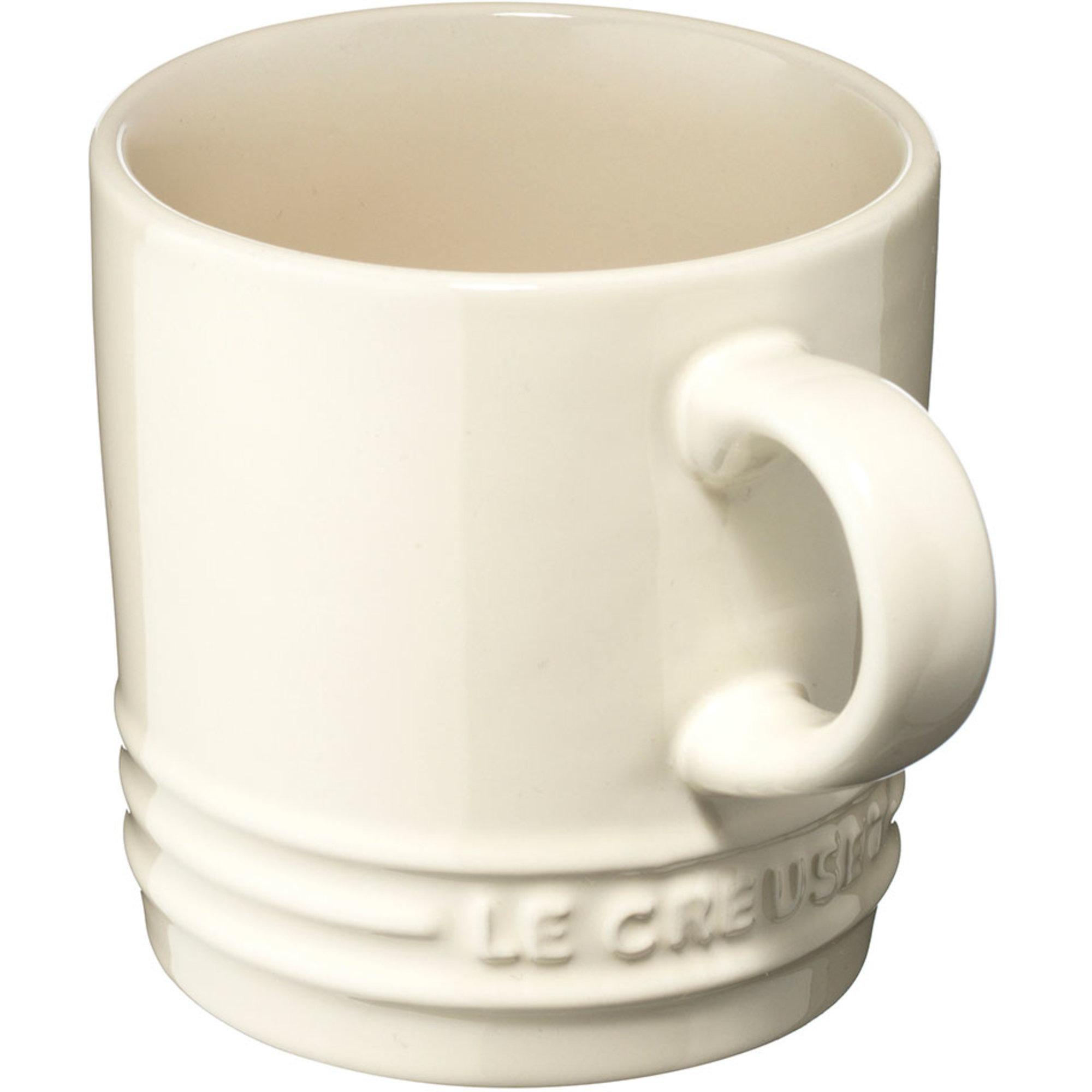Le Creuset Kaffemugg 0,2 L Creme