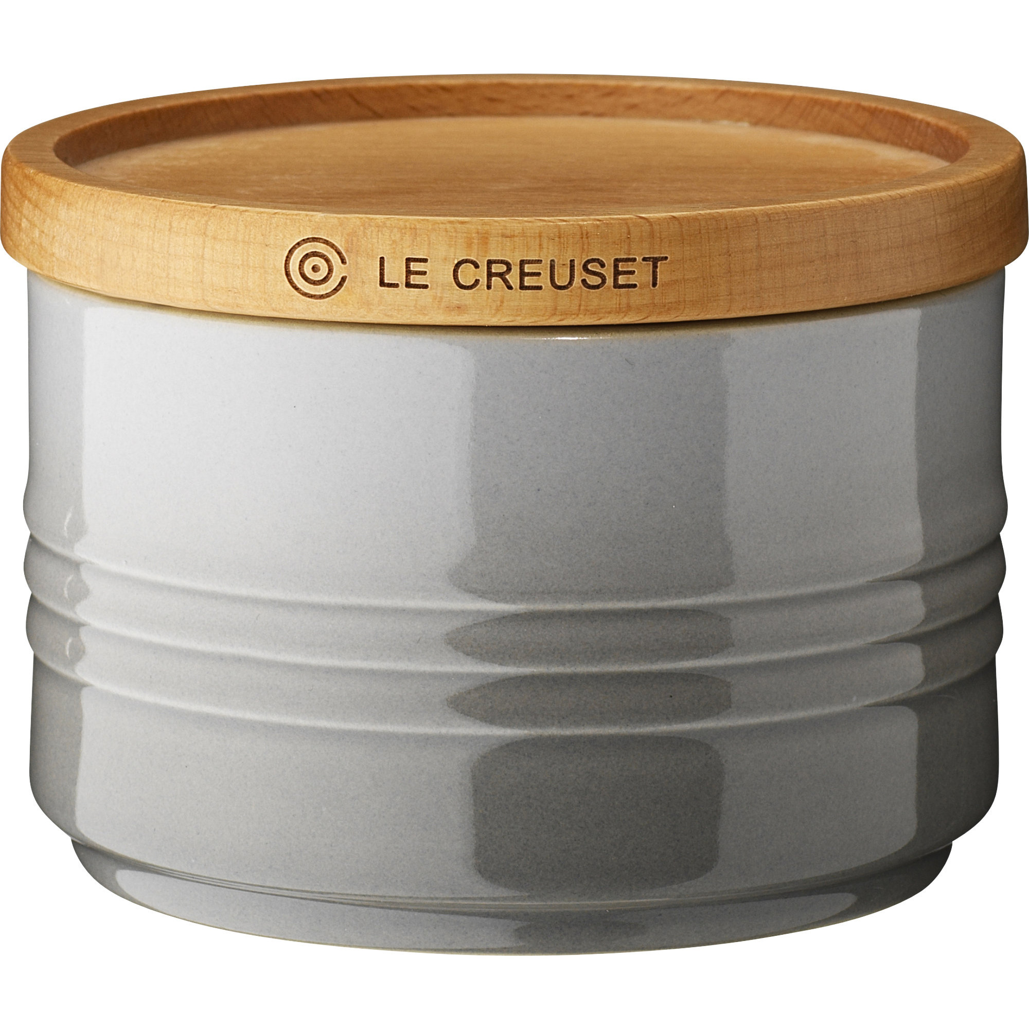 Le Creuset Förvaringsburk 034 L/10 cm Mist Gray Lmt. Ed