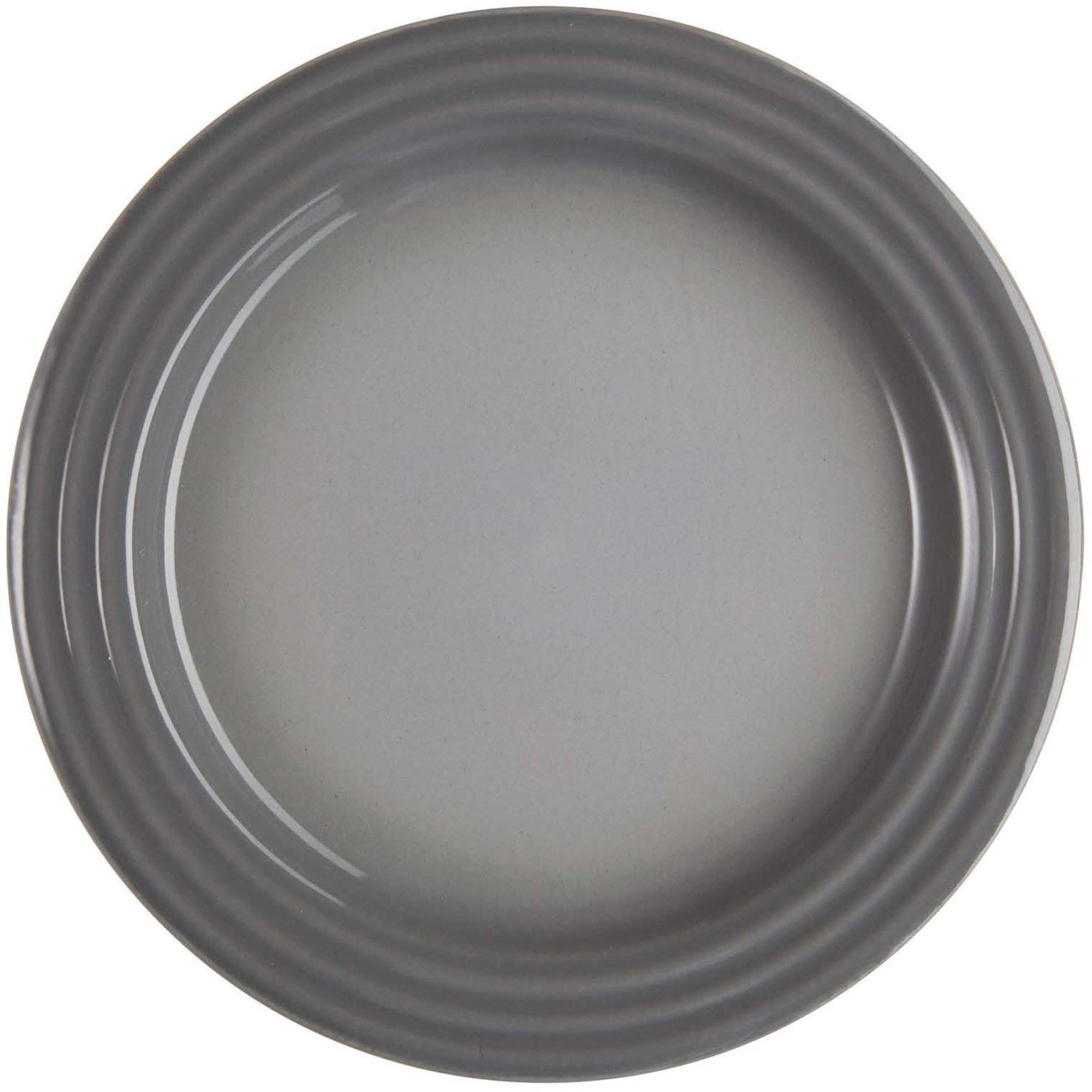 Le Creuset Signature Tallrik 22cm Mist Gray