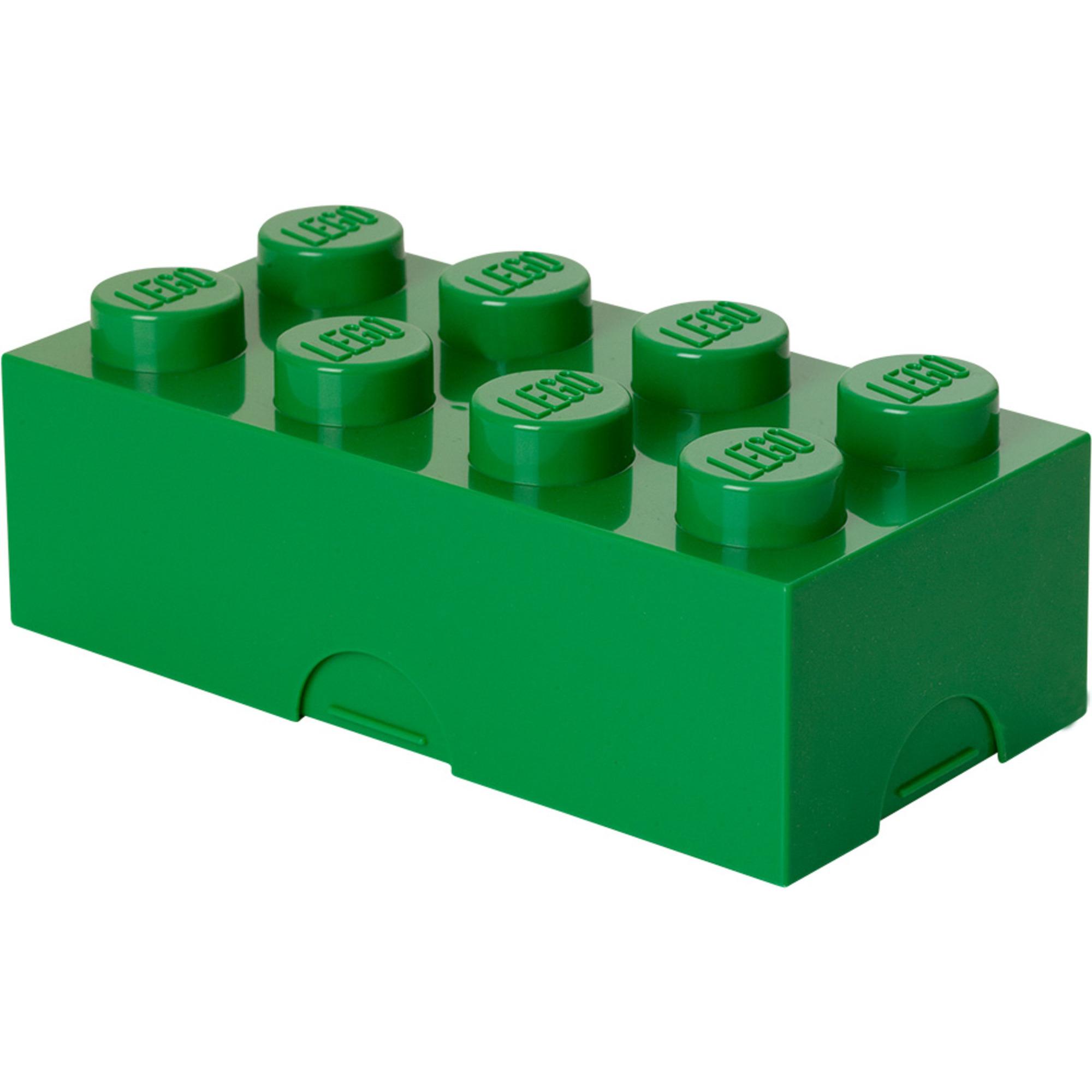 LEGO Matlåda Classic Grön