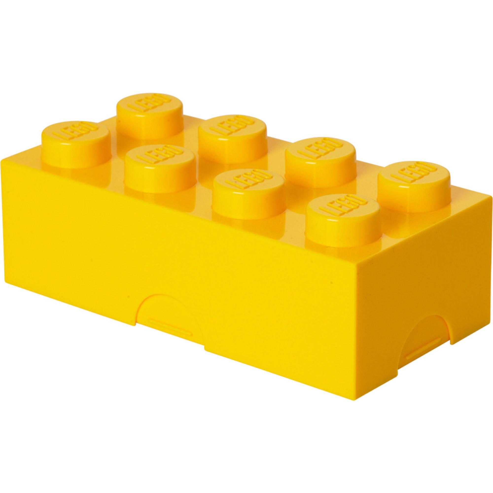 LEGO Matlåda Classic Gul