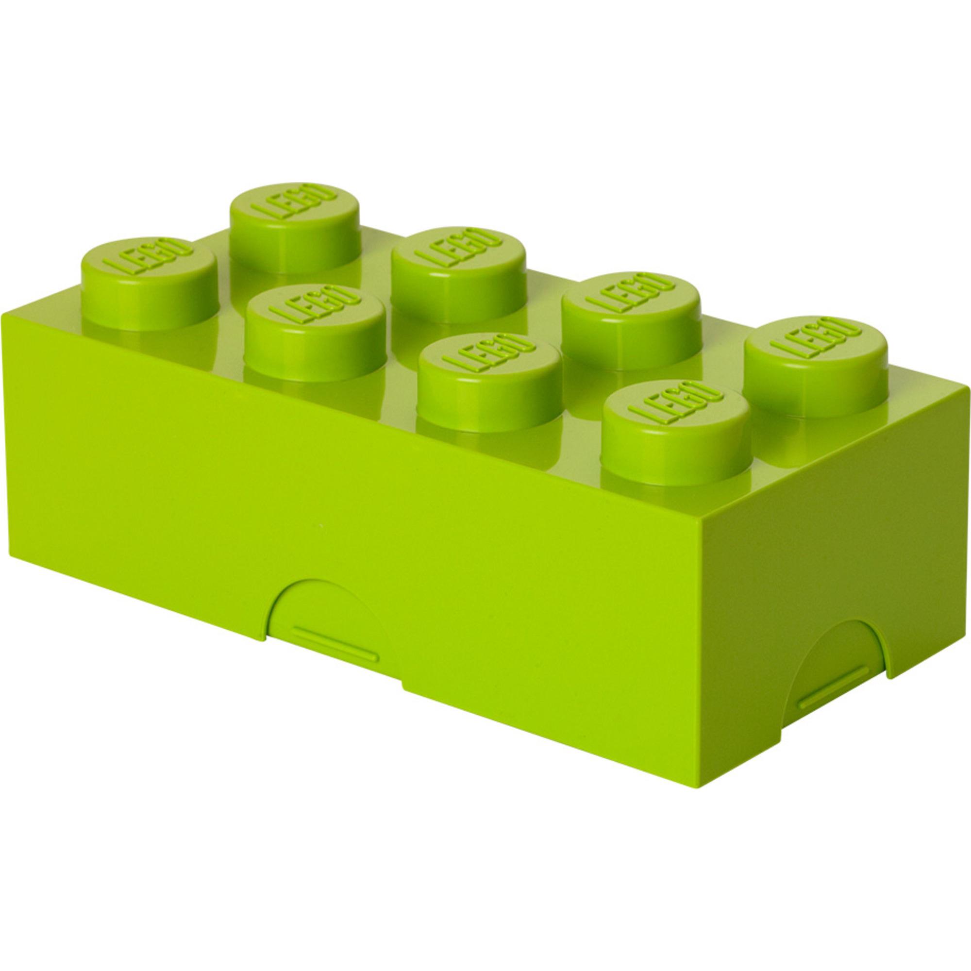 LEGO Matlåda Classic Ljusgrön