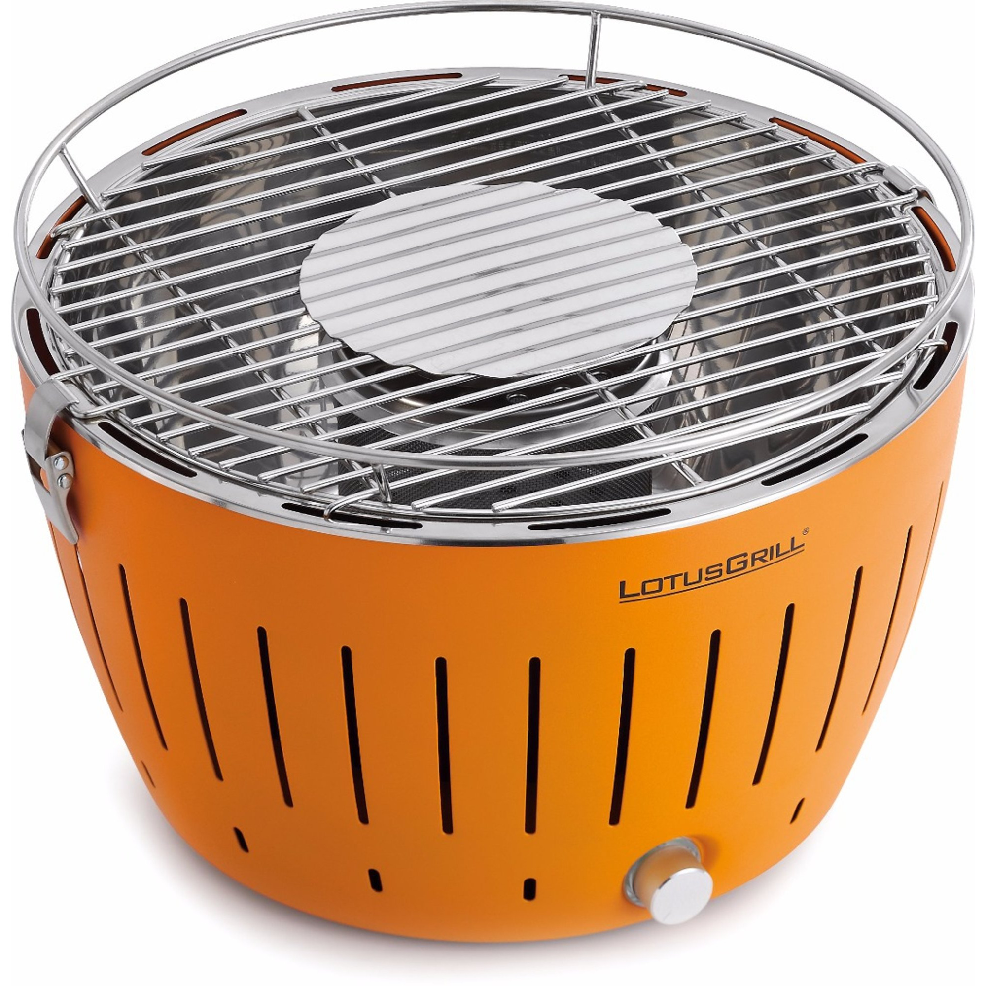 LotusGrill Rökfri kolgrill Orange
