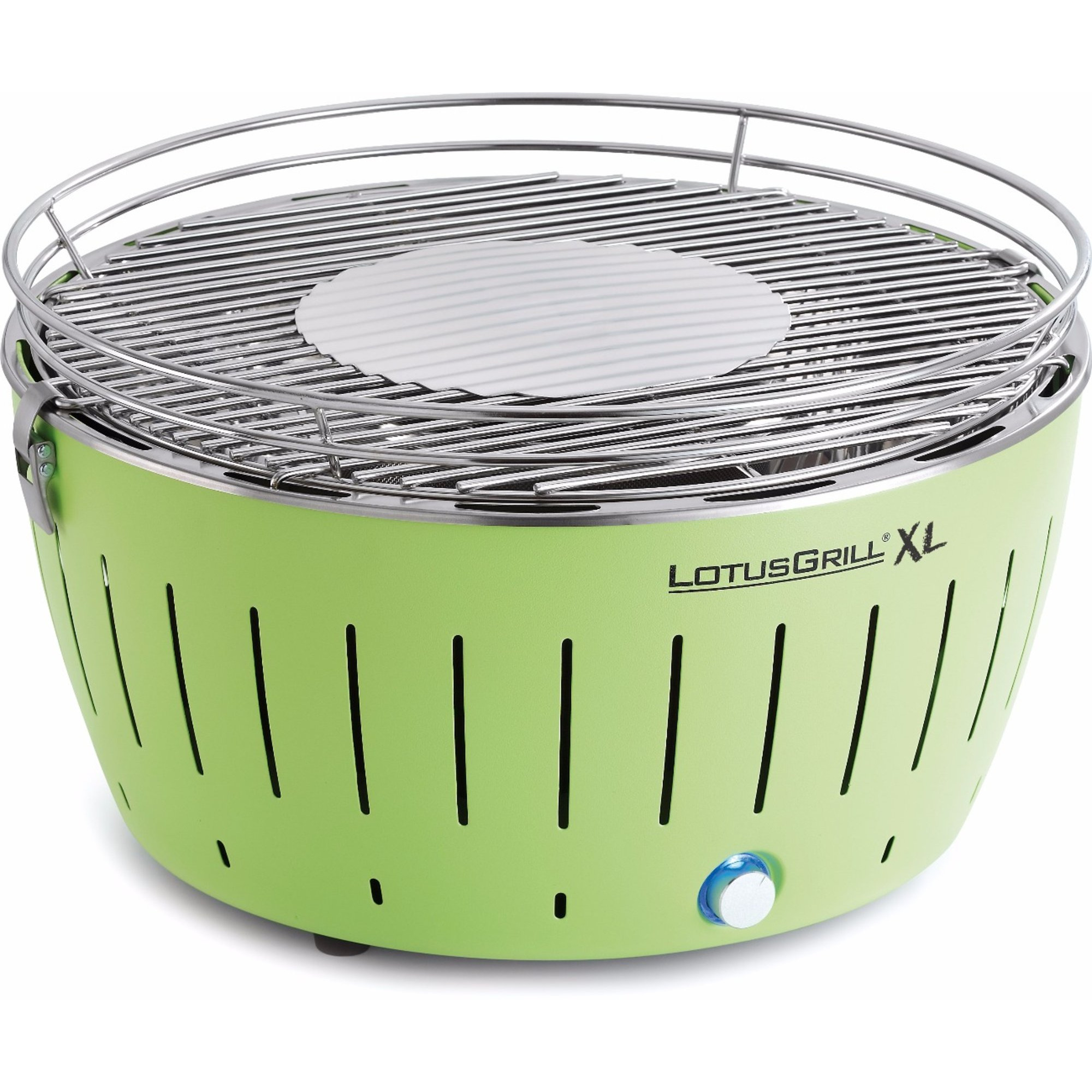 LotusGrill XL Rökfri kolgrill Grön