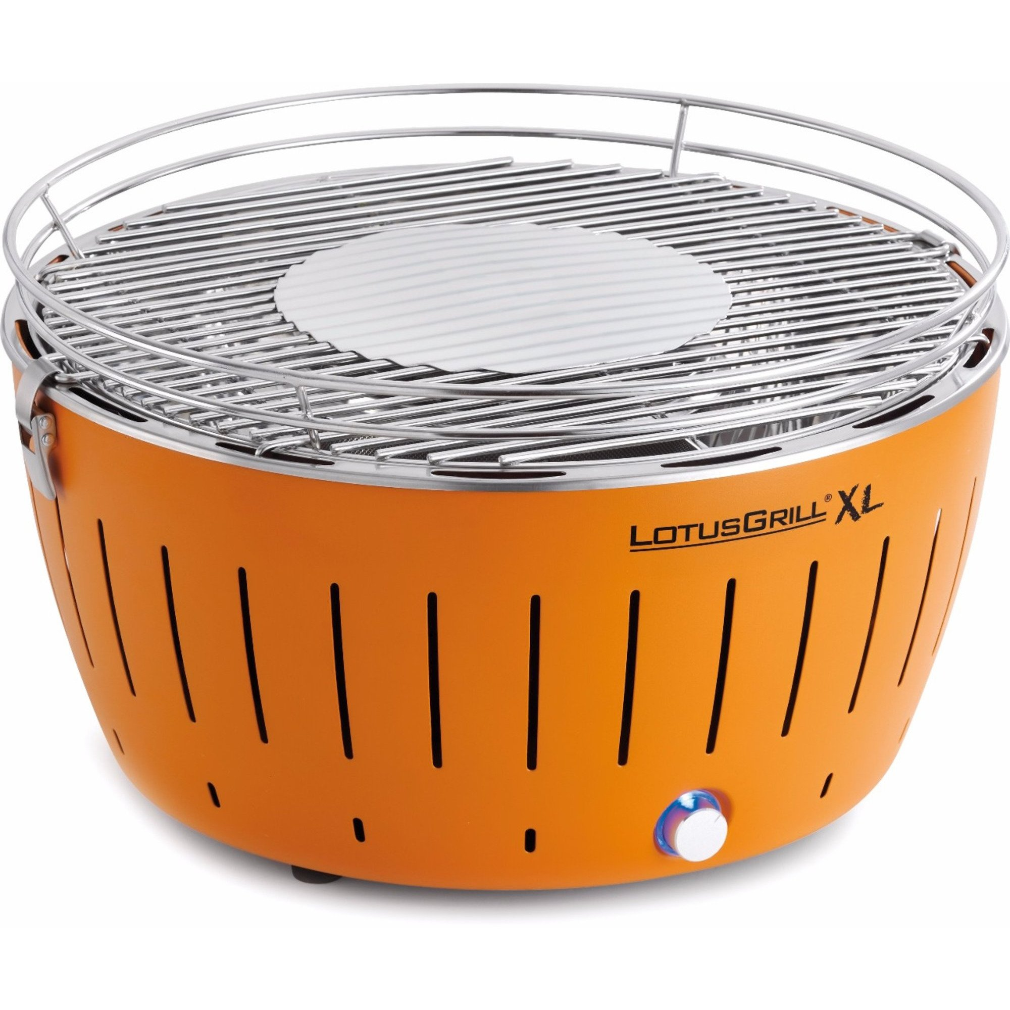 LotusGrill XL Rökfri kolgrill Orange