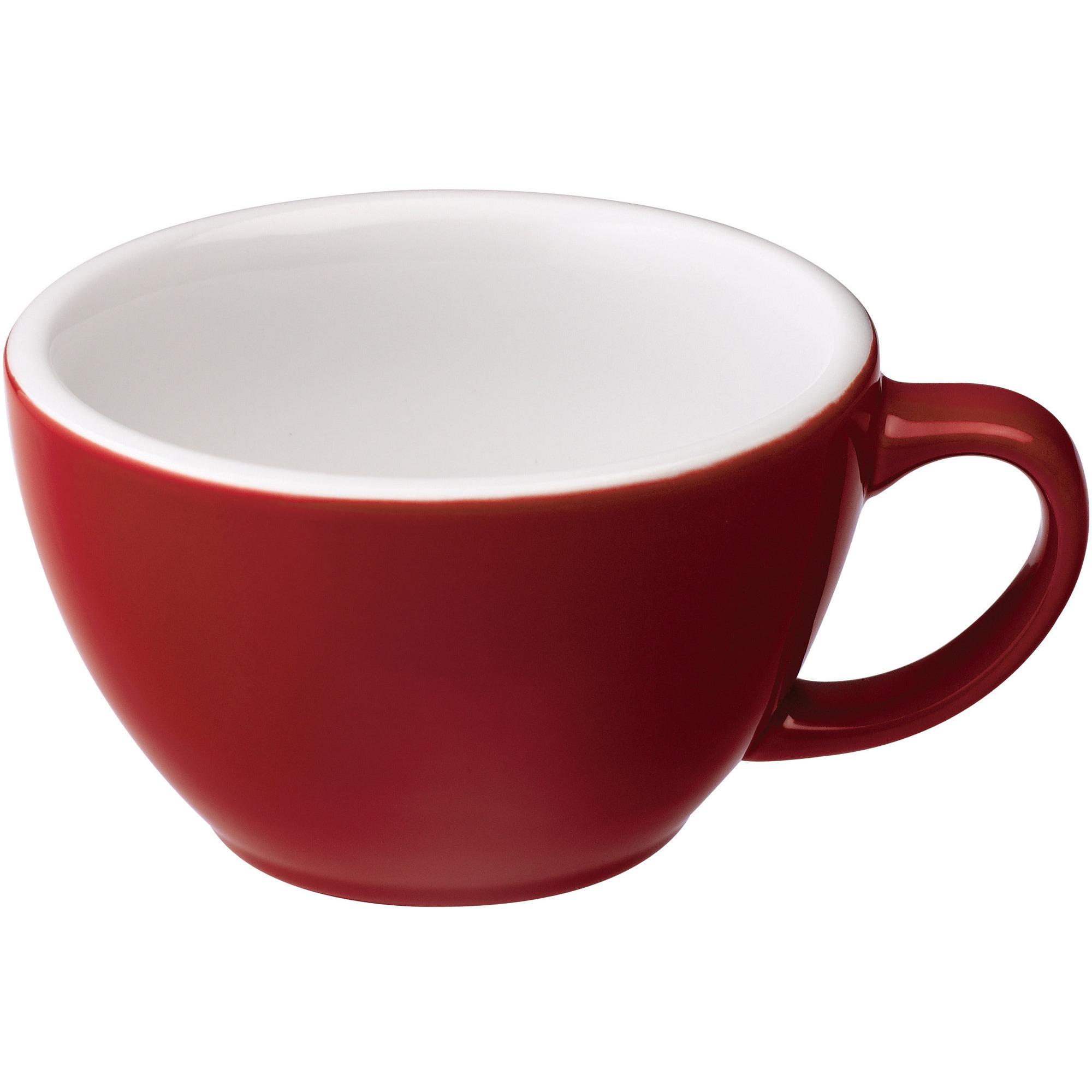 Loveramics Egg Café Lattekopp 300 ml. 6 st. Red
