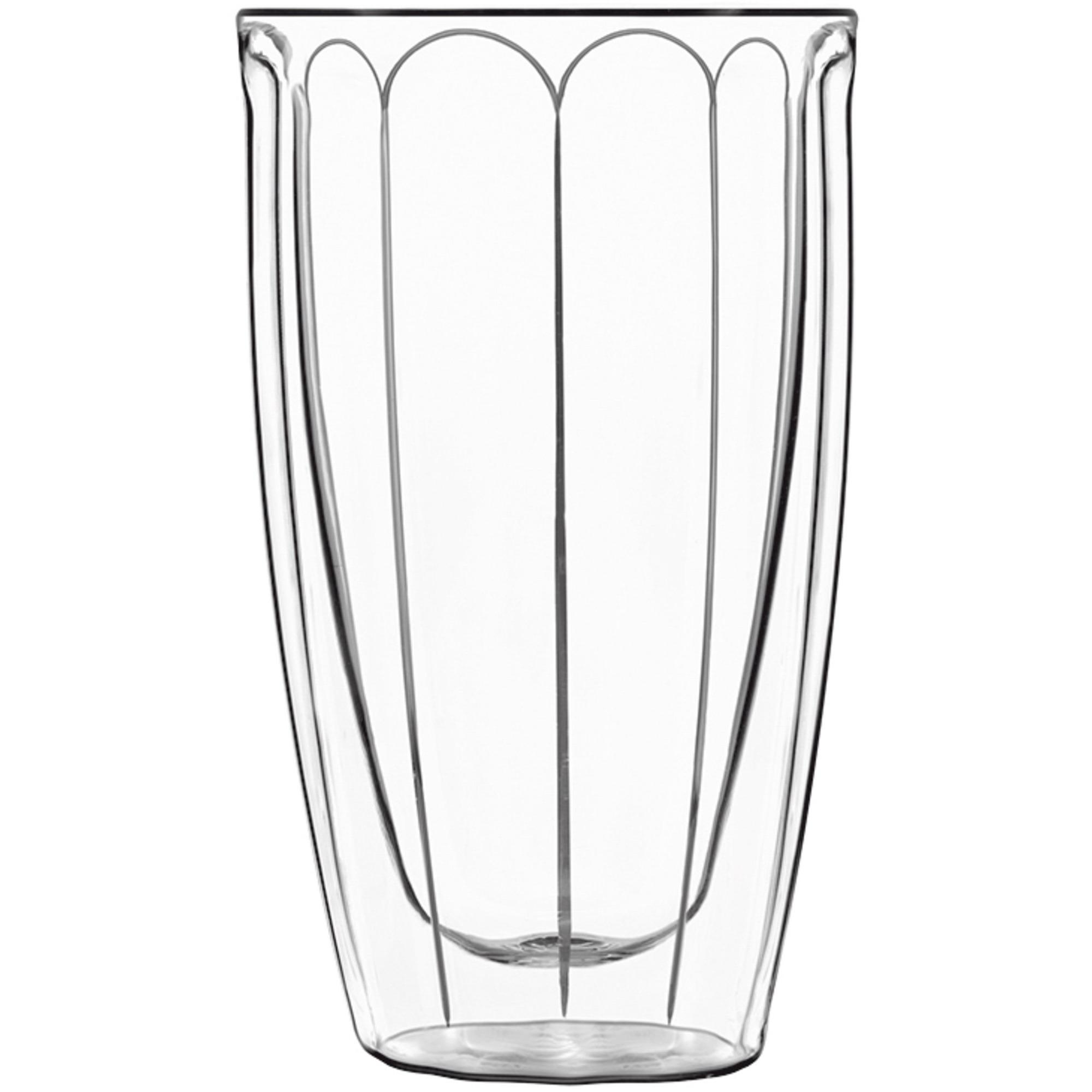 Luigi Bormioli 2 st. Thermic Happy Days long-drinks / kaffeglas