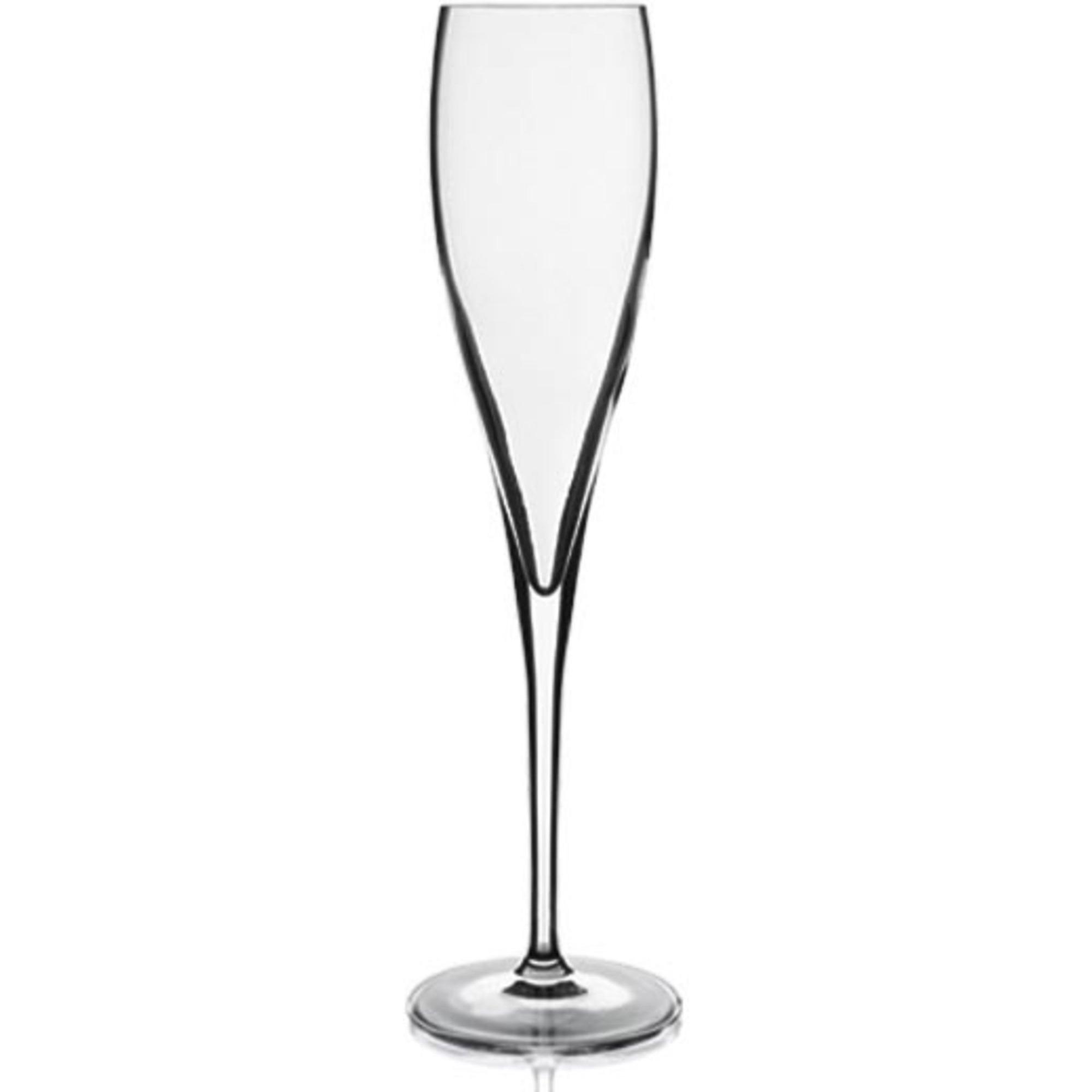 Luigi Bormioli Accademia Vinoteque 2 stk. Champagneglas