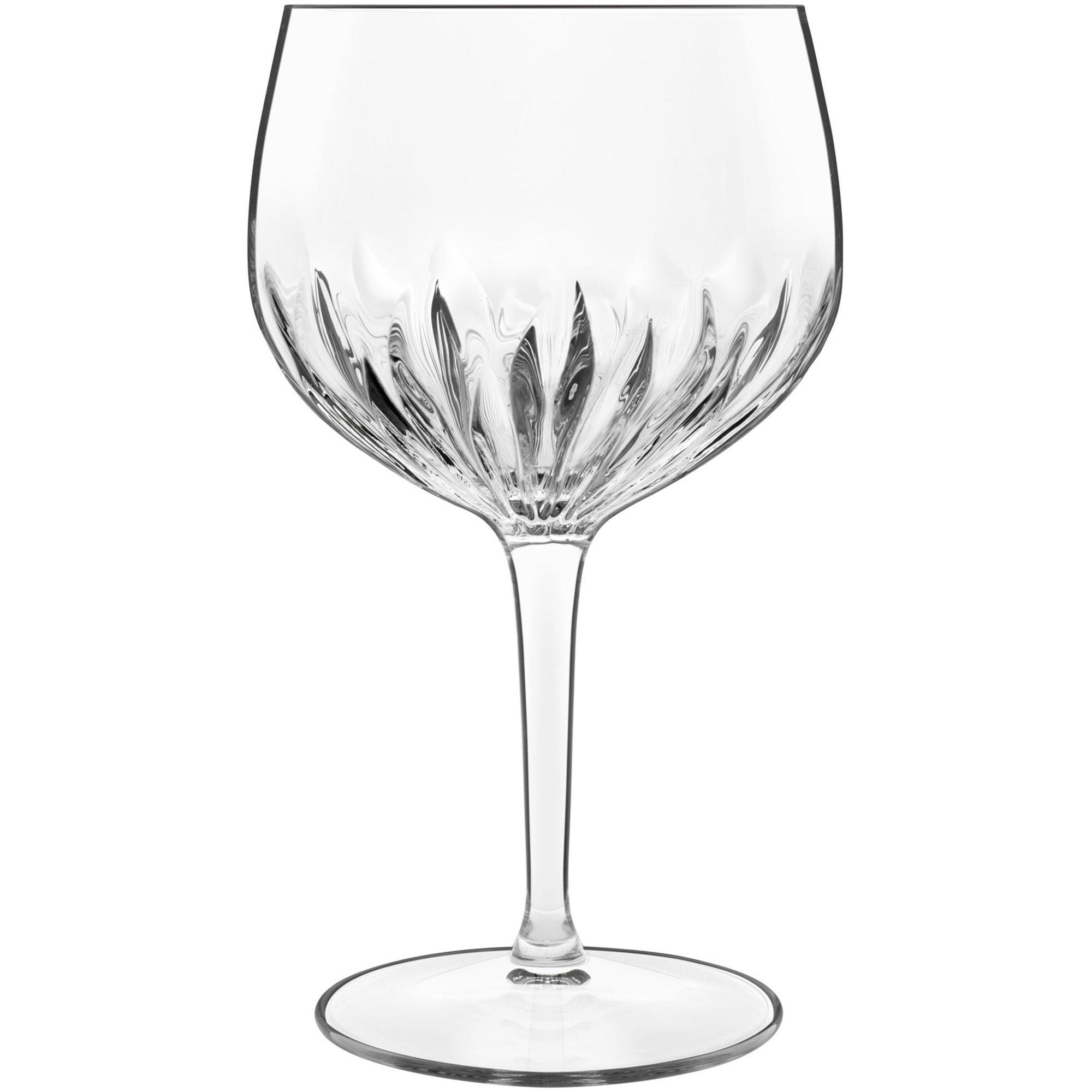 Luigi Bormioli Mixology Gin & Tonic glas 4 st.