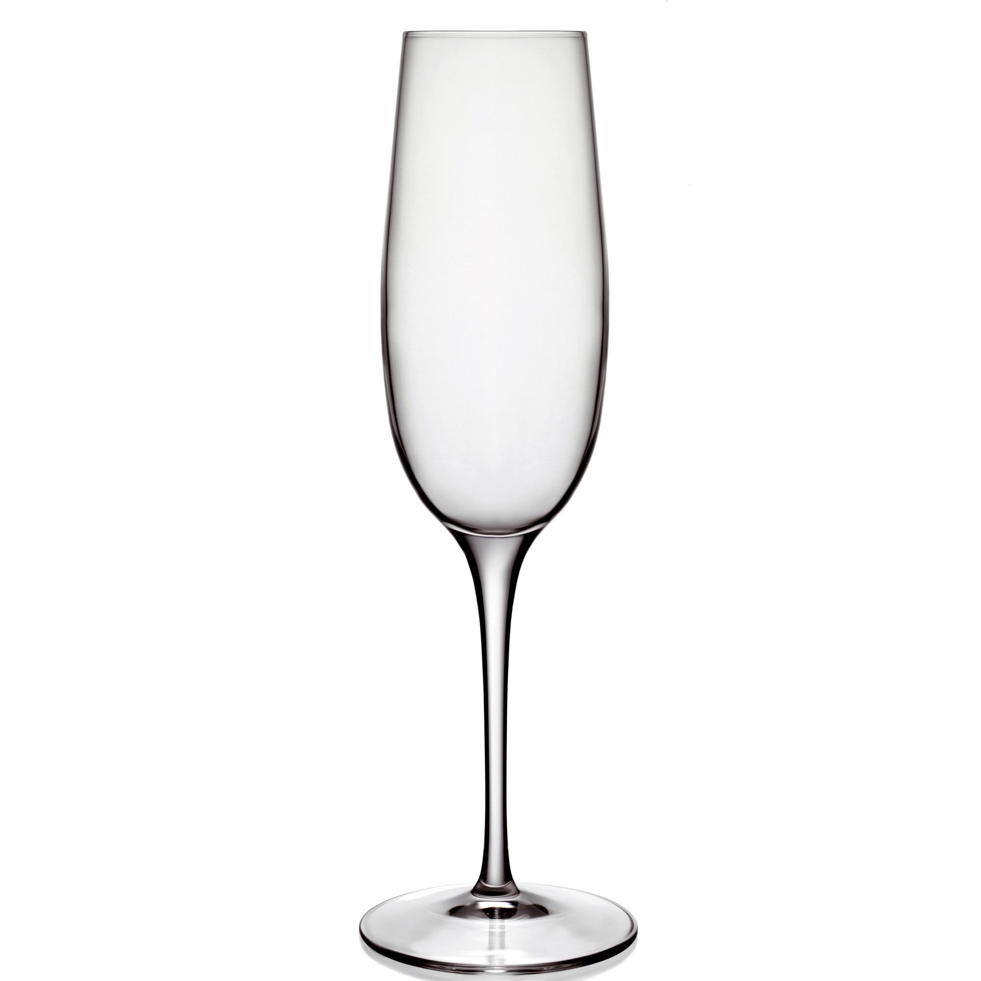 Luigi Bormioli Palace champagneglas 6 st.