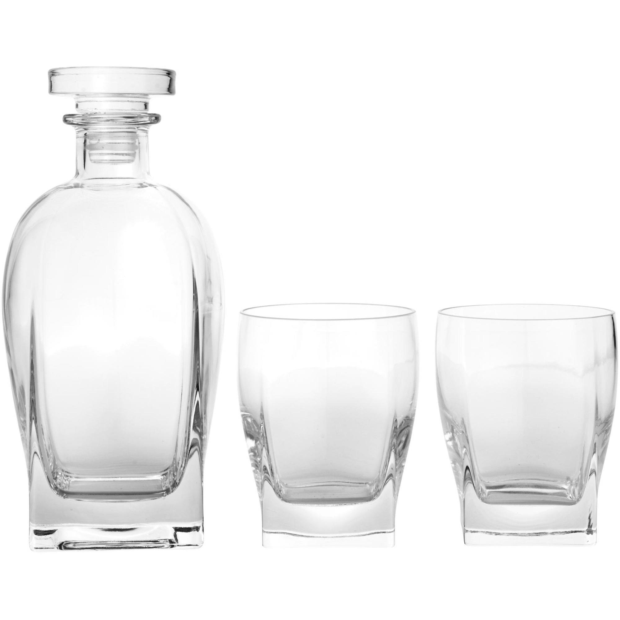 Luigi Bormioli Rossini 3 delar Whiskyset