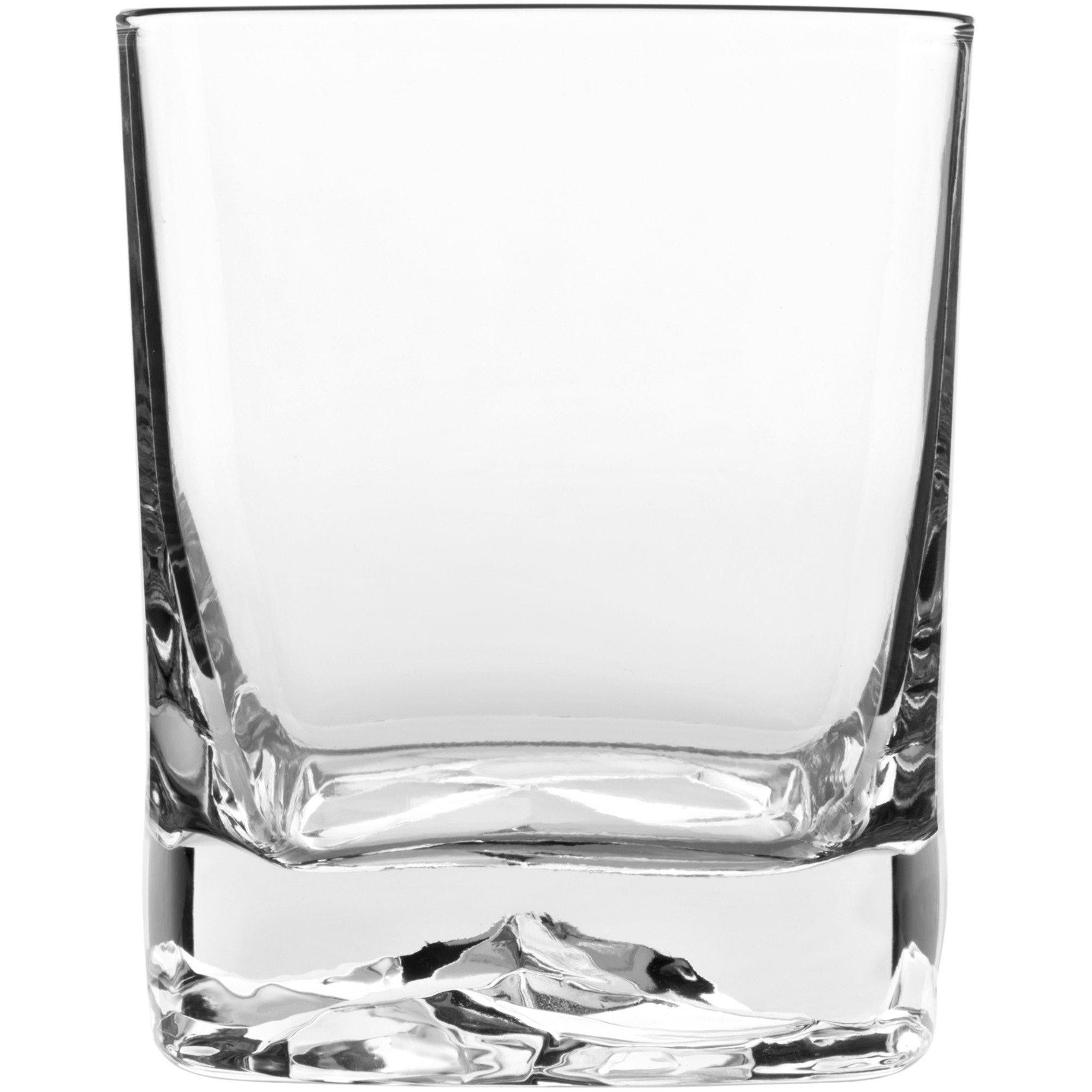 Luigi Bormioli Strauss Rocks vattenglas 4 st.