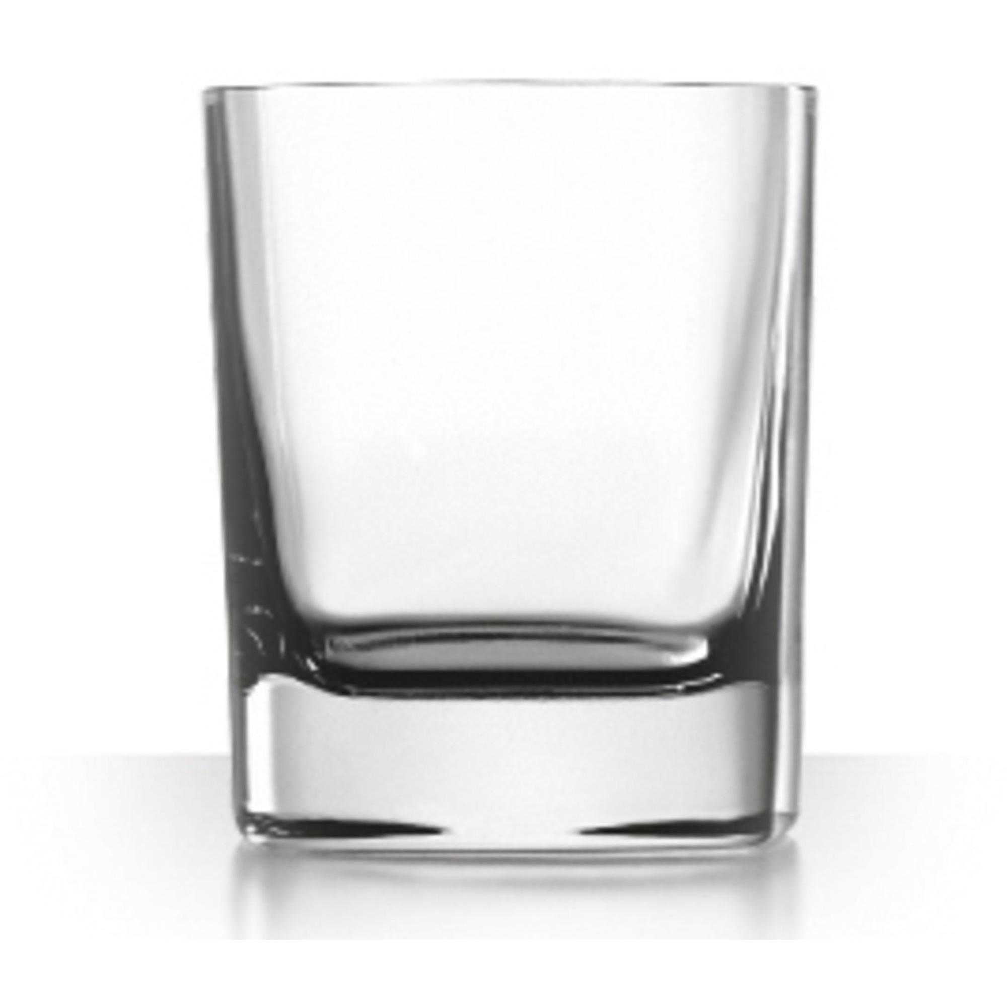 Luigi Bormioli Strauss vatten/whiskyglas klar 29