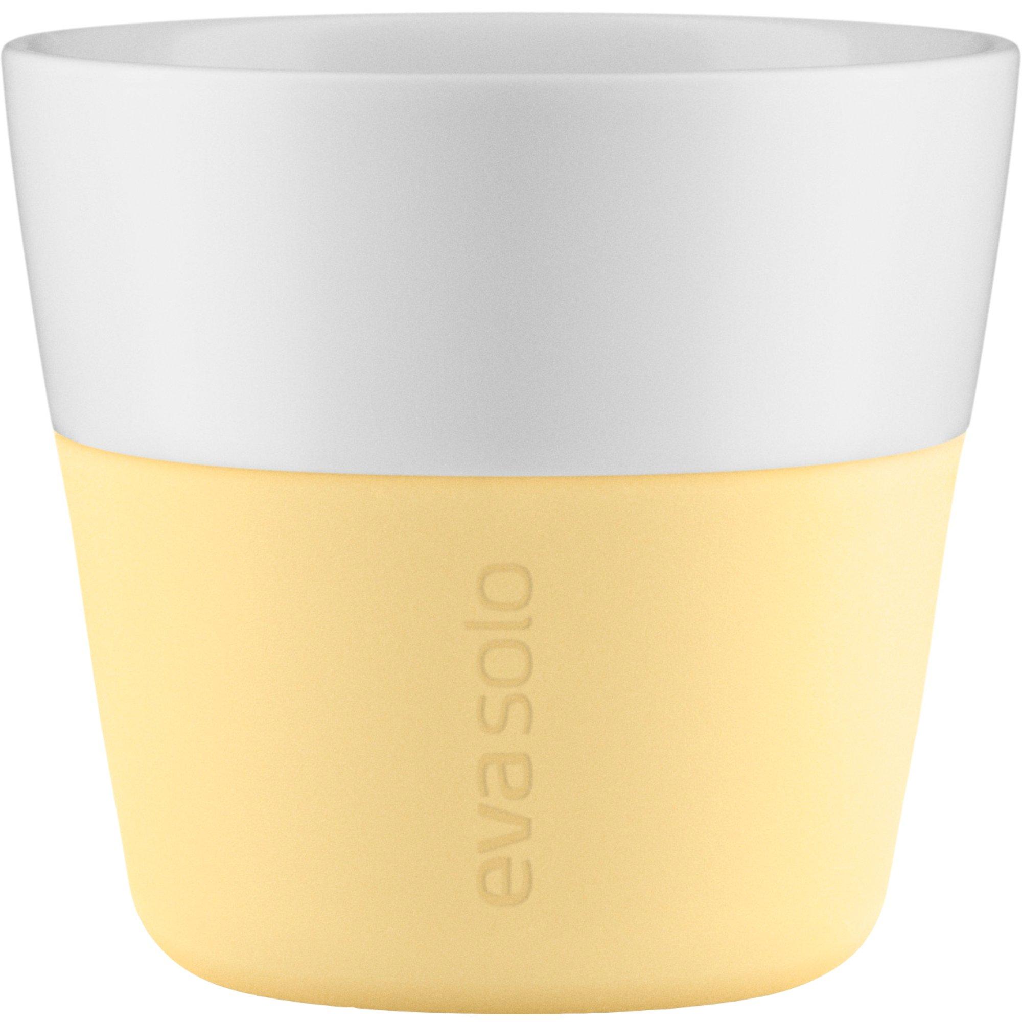 Lungo-mugg 2 st. Lemon drop