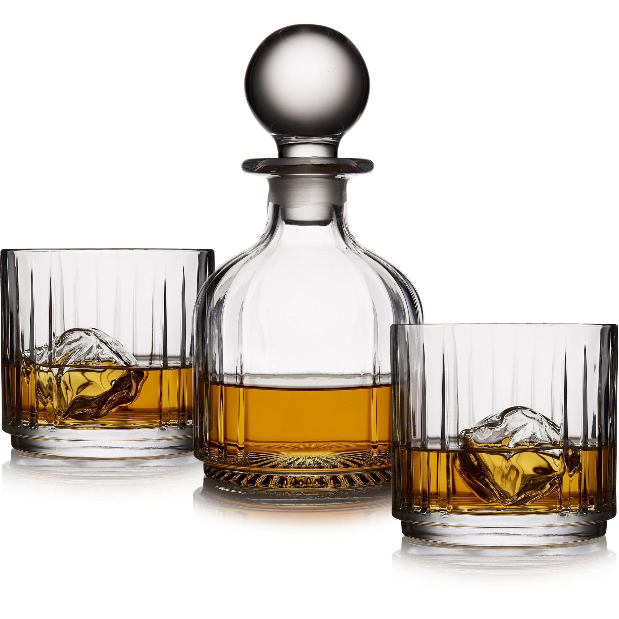 Lyngby Whiskysæt 3-dele