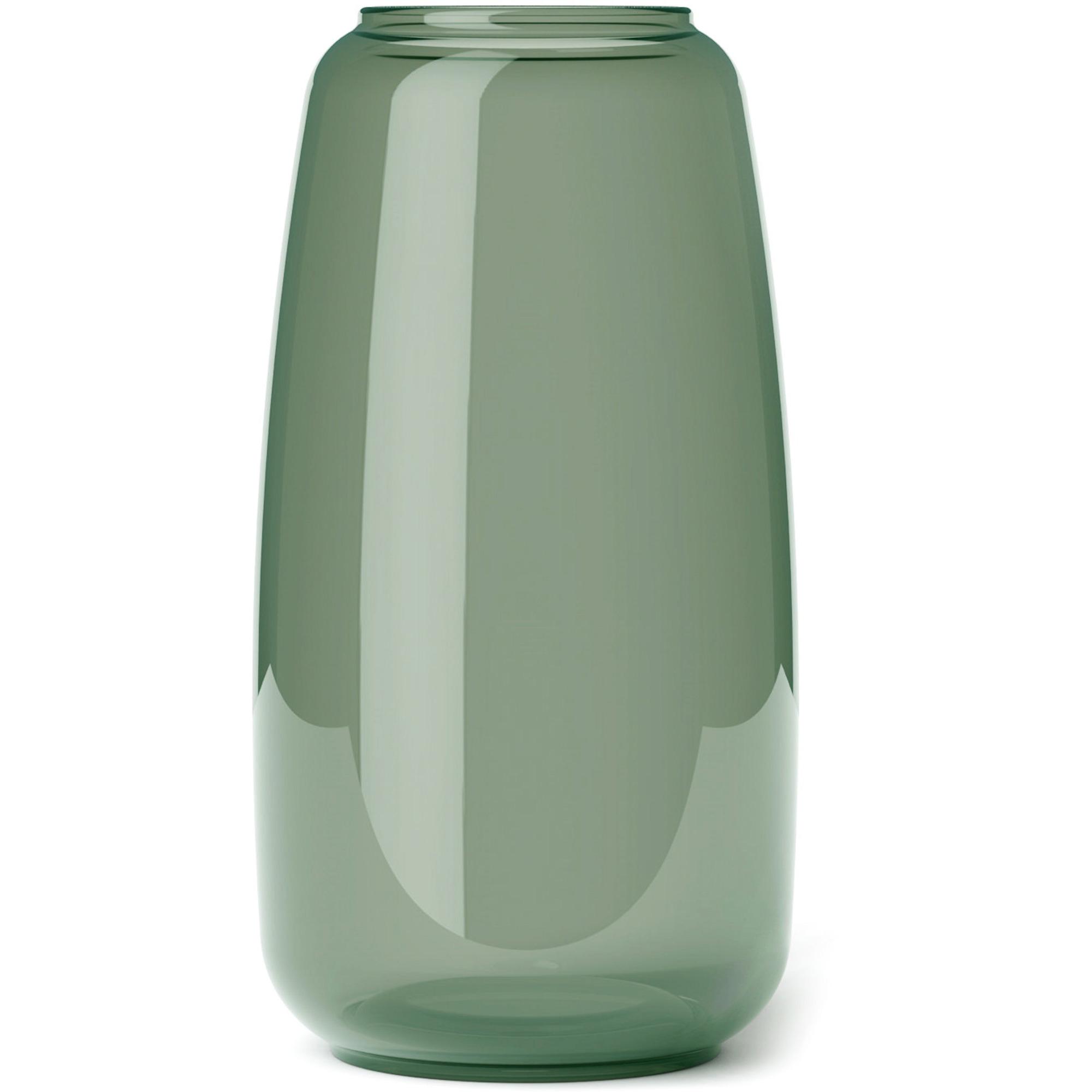 Lyngby Porcelæn Form 130/3 H 22 cm. Copenhagen grön