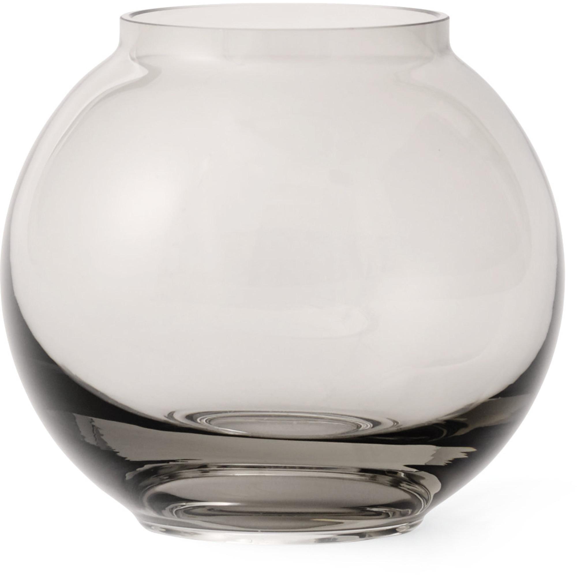 Lyngby Porcelæn Form 70/2 H 10 cm. smoke