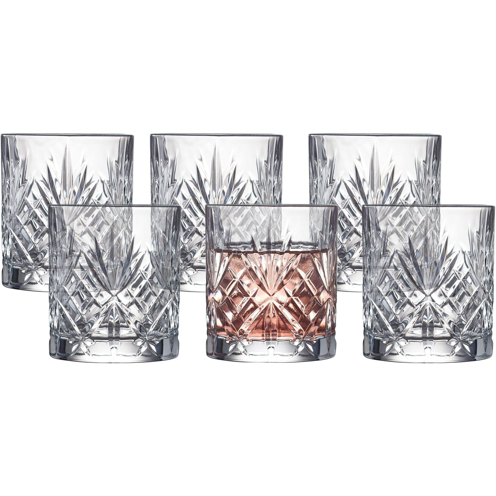 Lyngby Glas Melodia vattenglas 6 st.