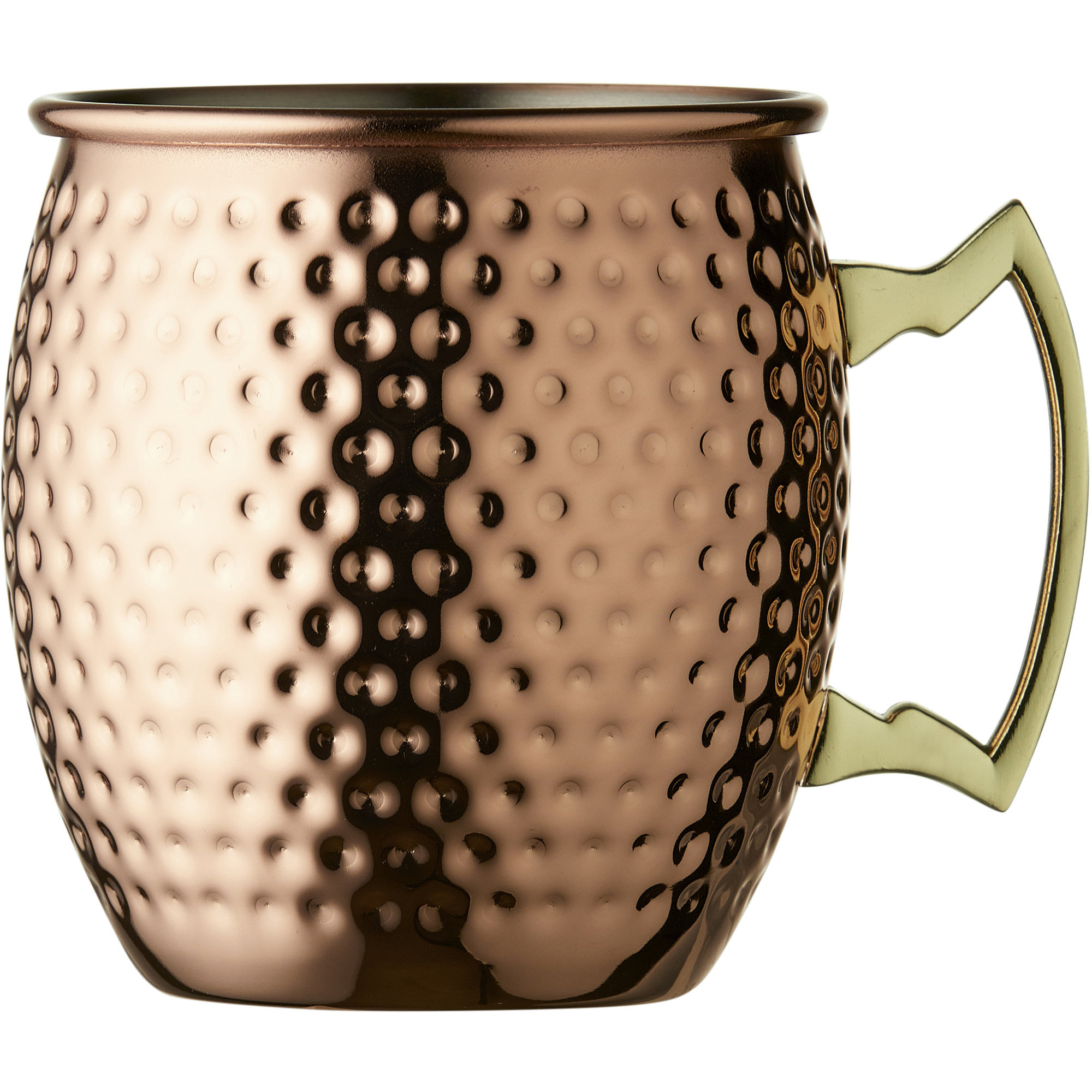 Lyngby Glas Moscow Mule Mugg 2 st