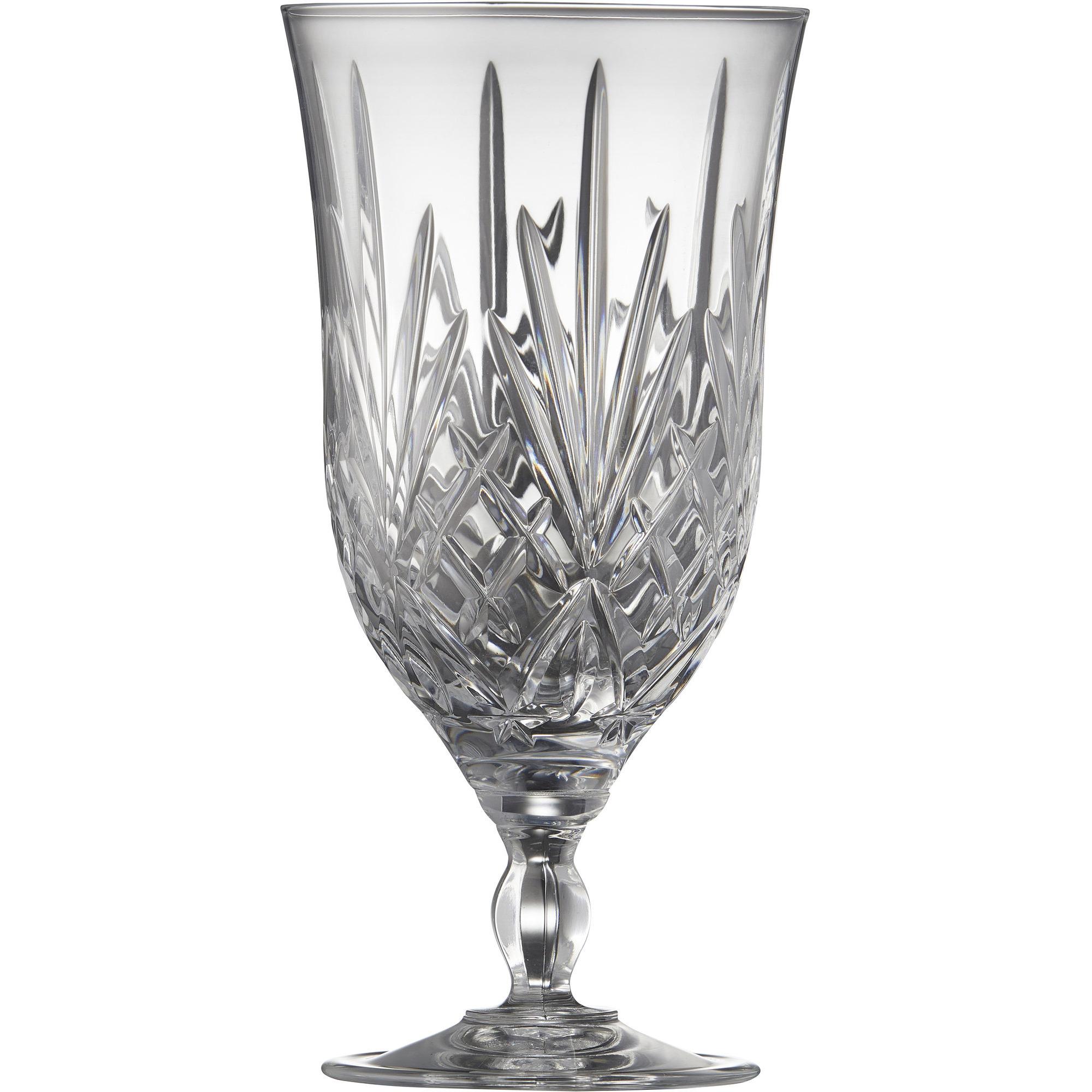 Lyngby Glas Melodia Ölglas 4 st