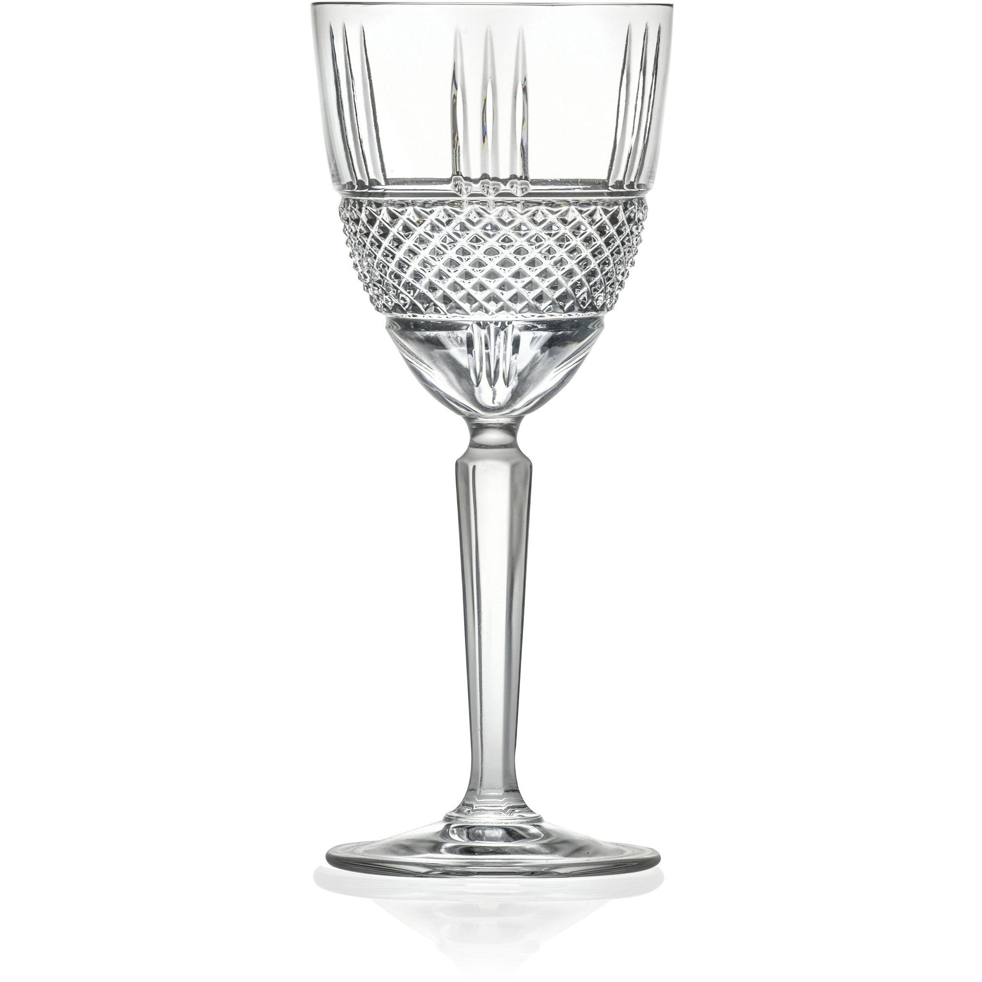 Lyngby Glas Brilliante Rödvinsglas 4 st