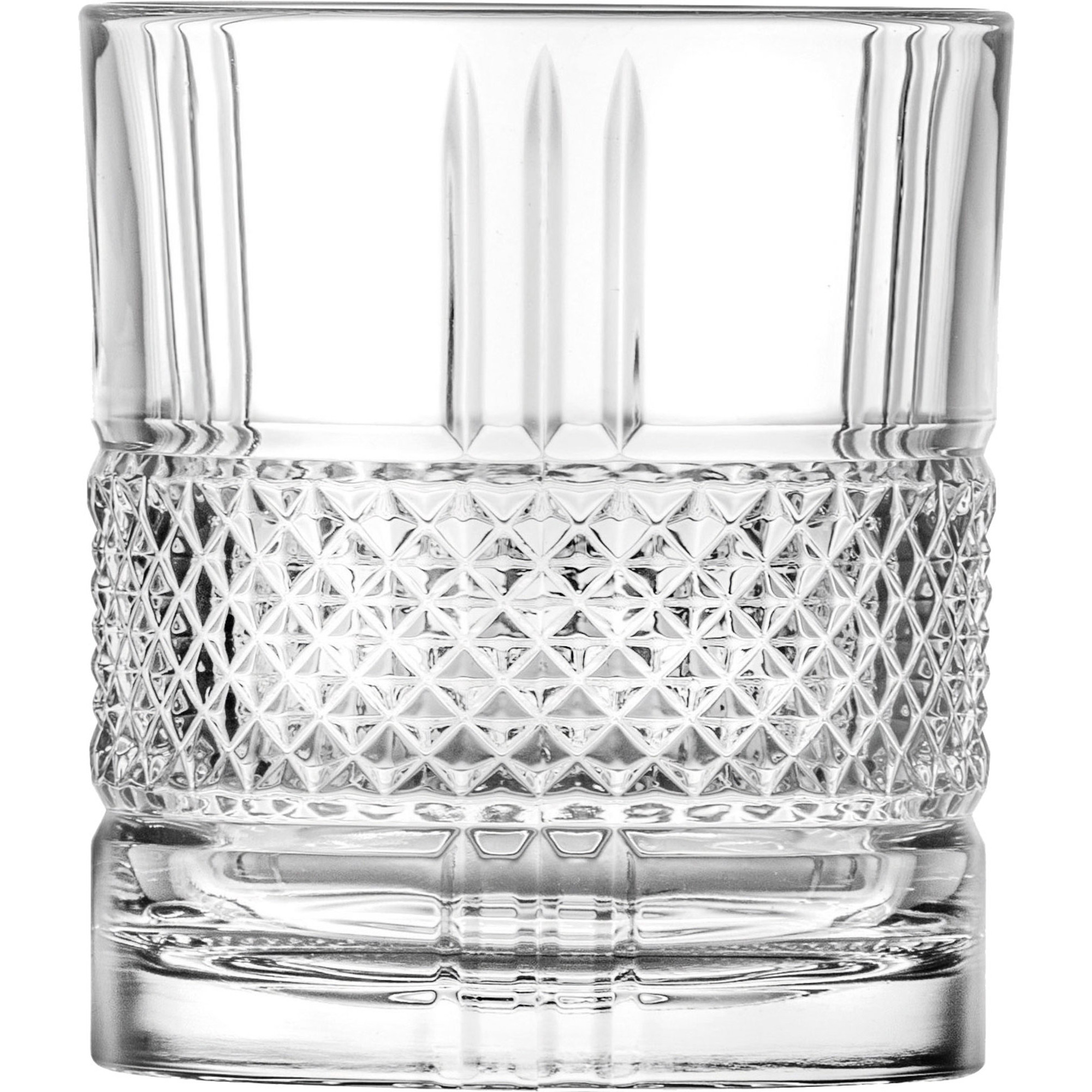 Lyngby Glas Brilliante Whiskyglas 6 st