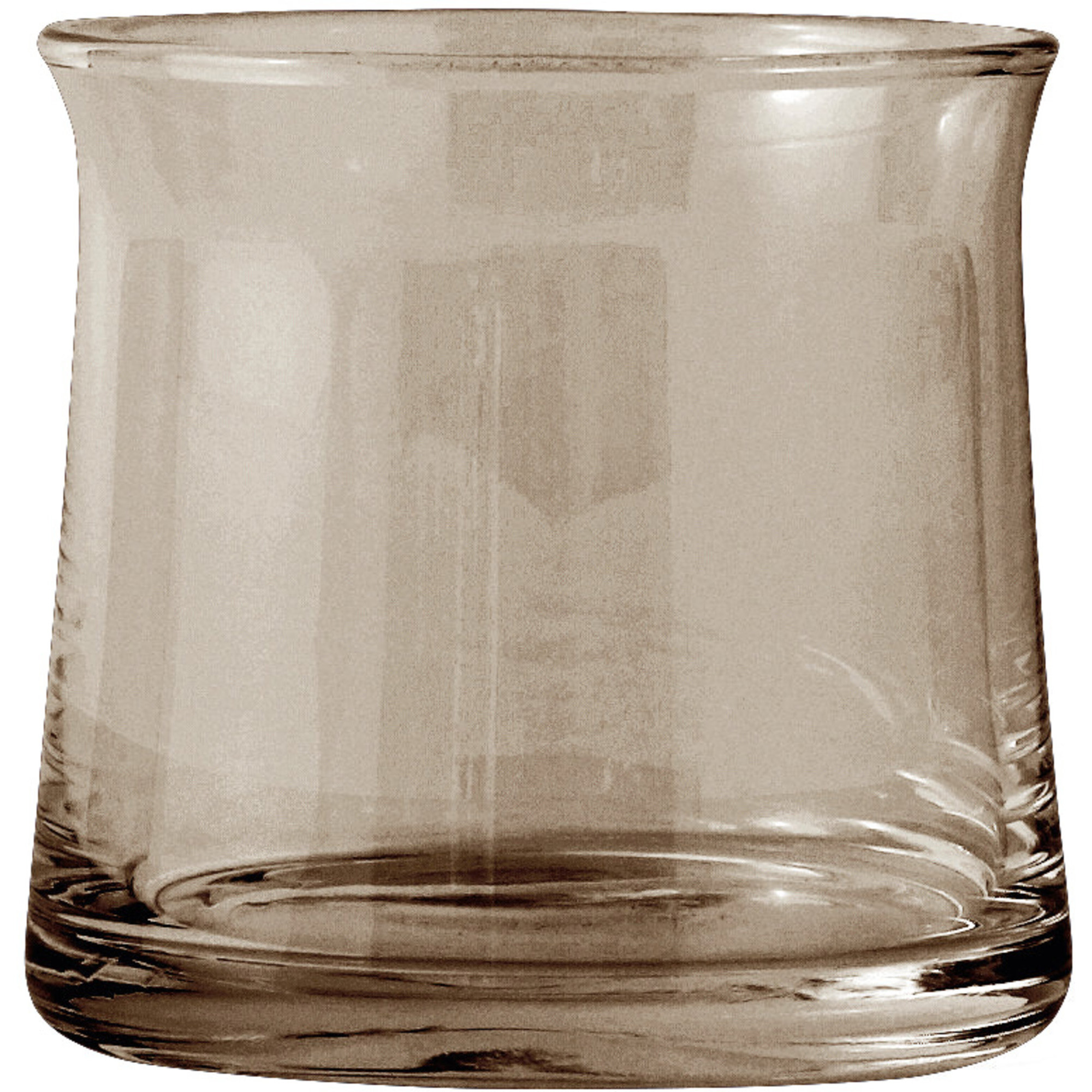 Lyngby Porcelæn JC. glas litet – smoke