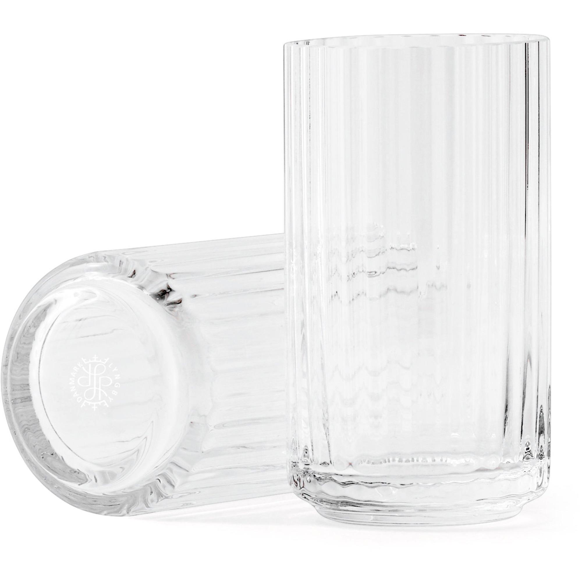 förstärks av glas