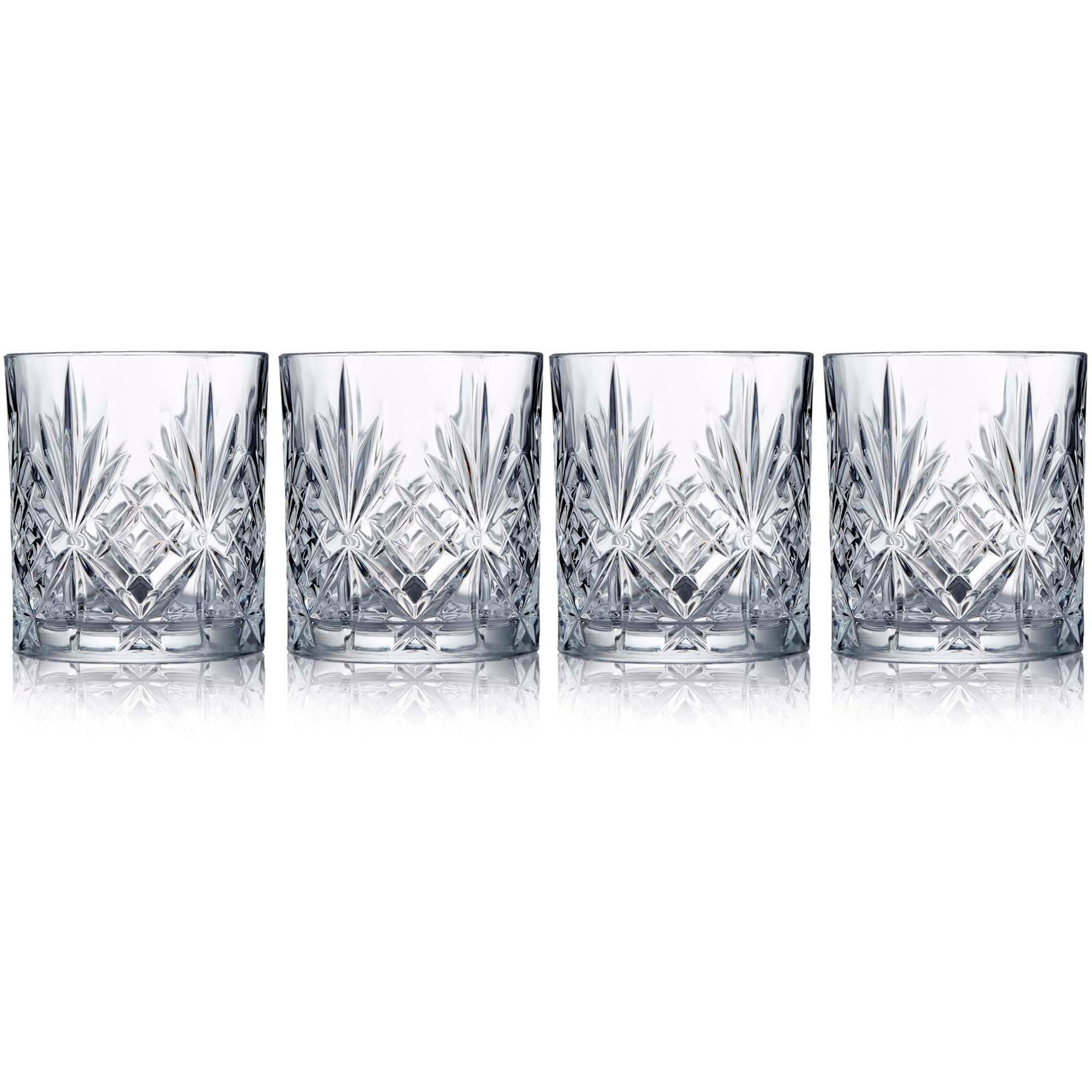 Lyngby Glas Shotglas Melodia 5 cl 4 st