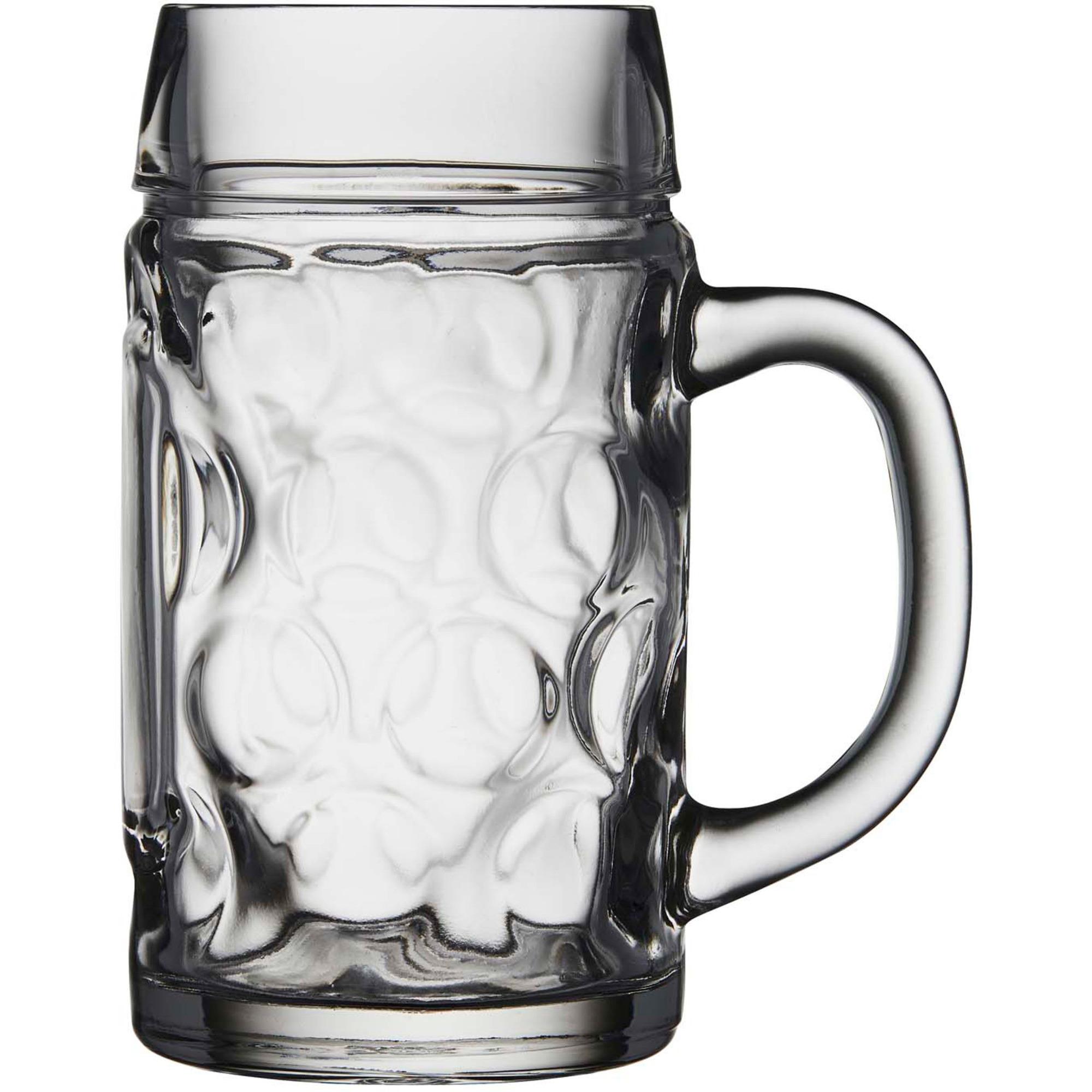 Lyngby Glas Ölsejdel 4 st 05 L