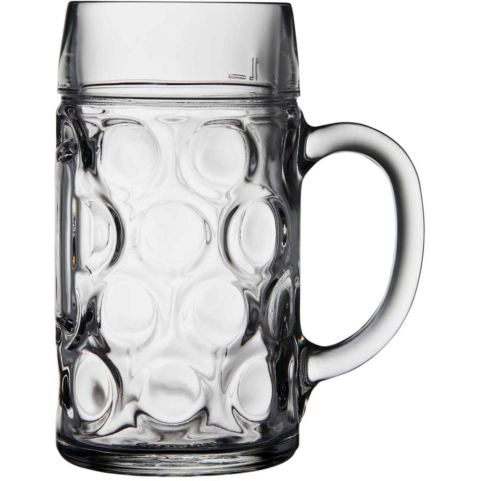 Lyngby Glas Ölsejdel 2 st 1 L