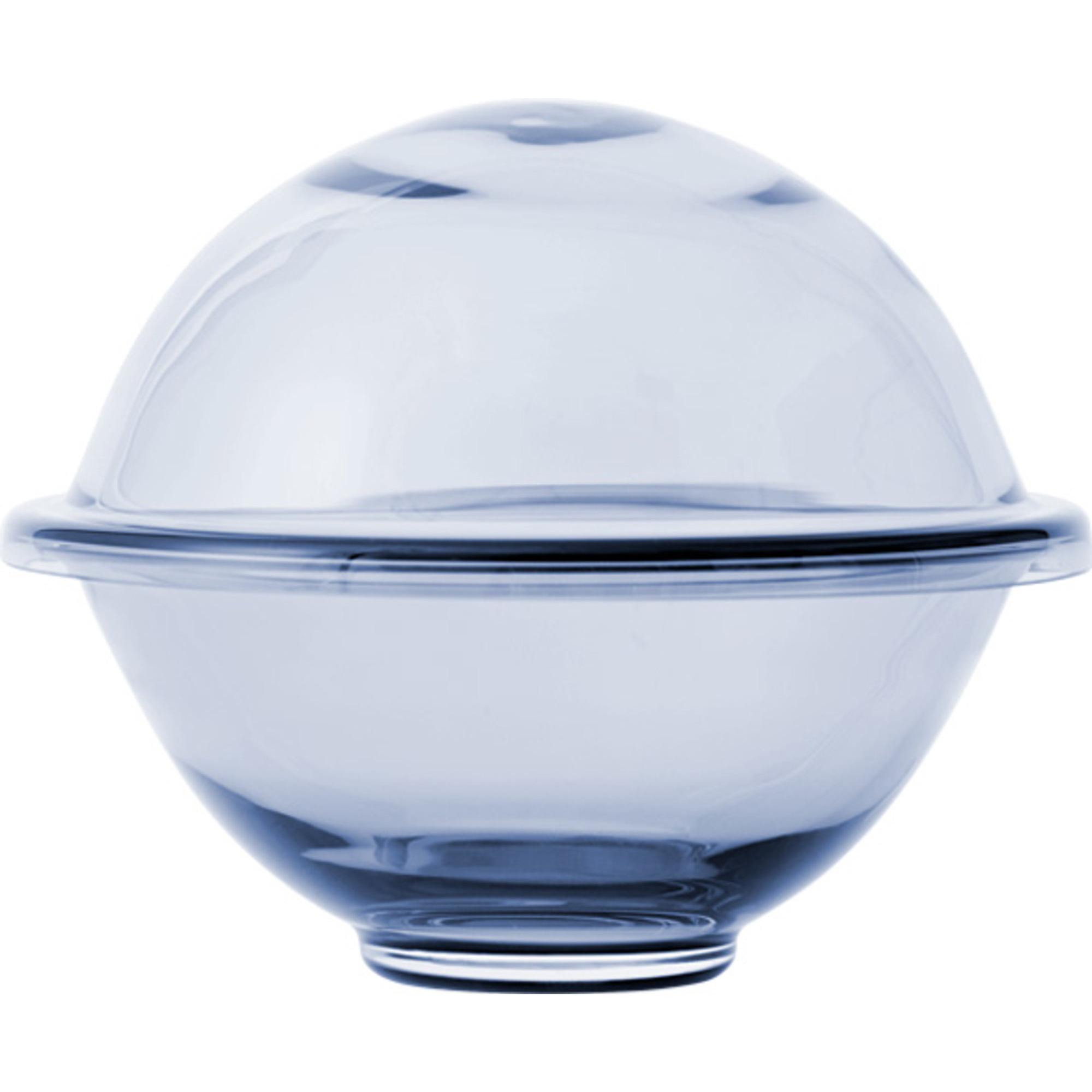 Lyngby Porcelæn Chapeau stor midnight blue