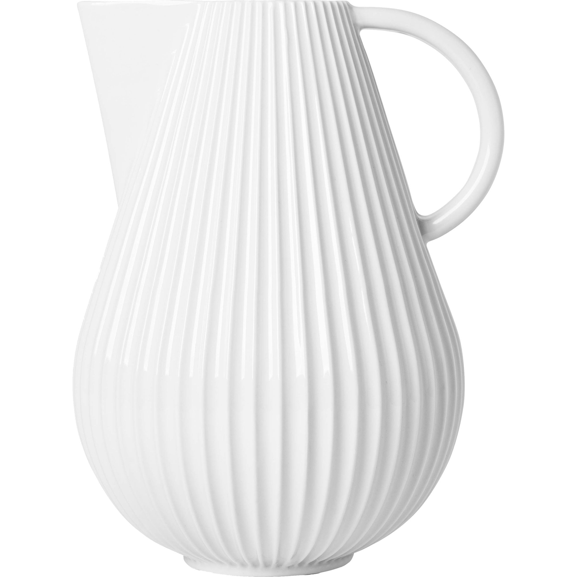 Lyngby Porcelæn Tura Kanna Vas 275 cm.
