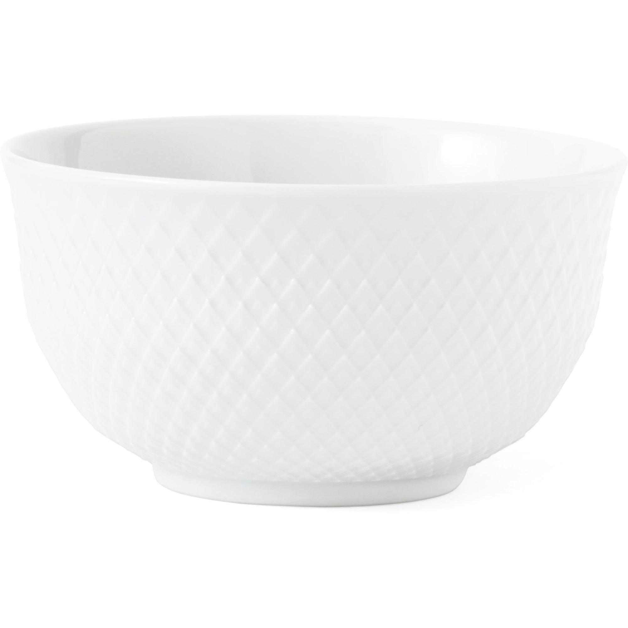 Lyngby Porcelæn Rhombe skål 35 cl.